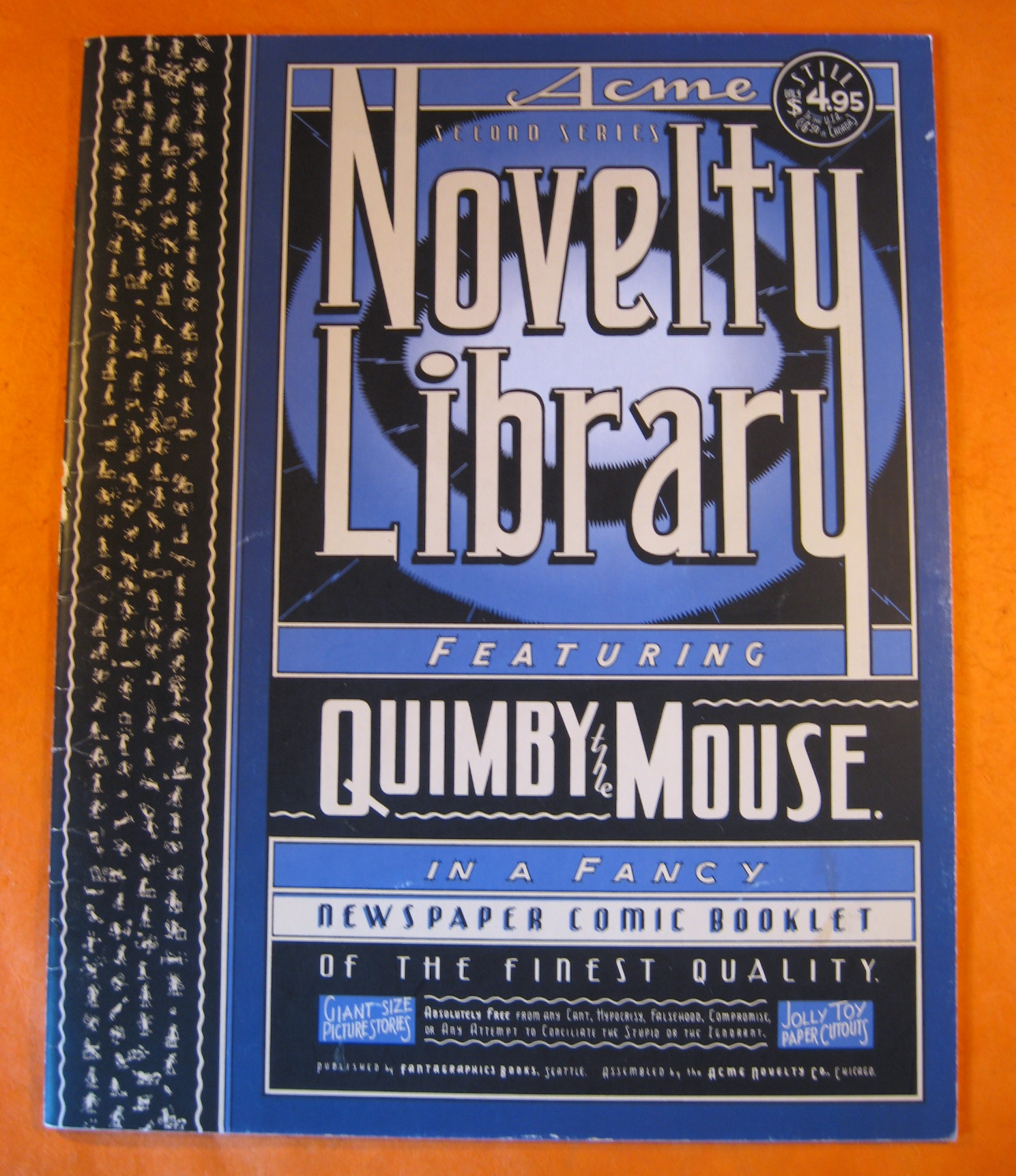 Acme Novelty Library Vol. 2, #2 Summer 1994