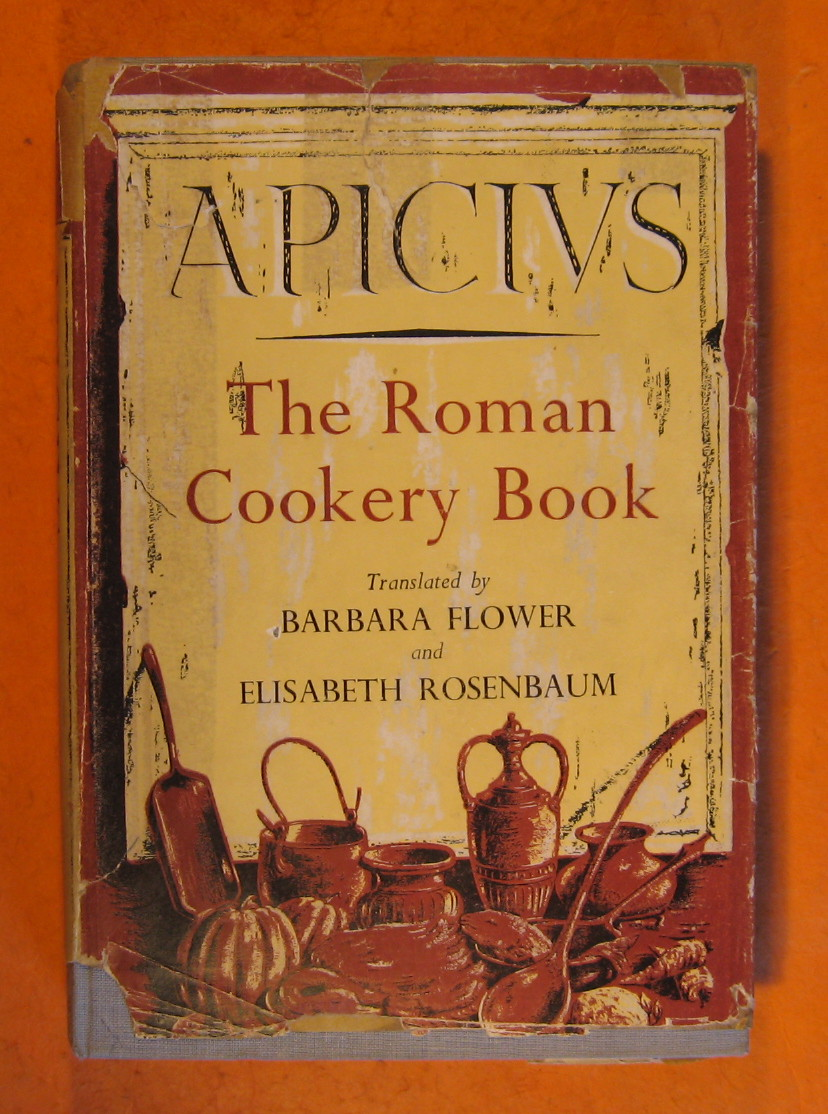 Roman Cookery Book, Flower, Barbara