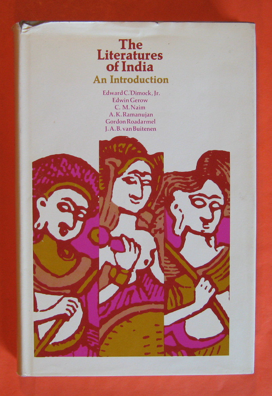 Literatures of India: An Introduction, Dimock, Edward C.;etc.