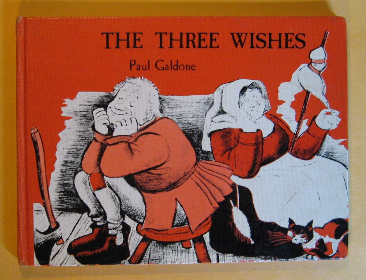 The Three Wishes, Galdone, Paul