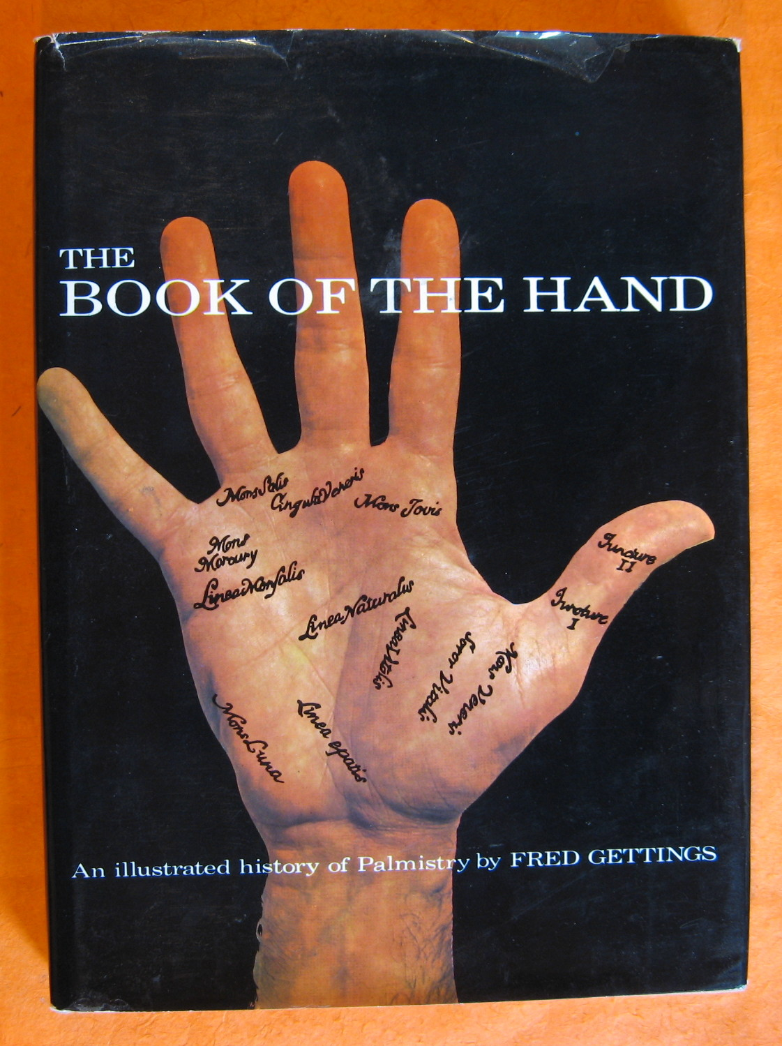 Book of the Hand:  An Illustrated History of Palmistry, Gettings, Fred