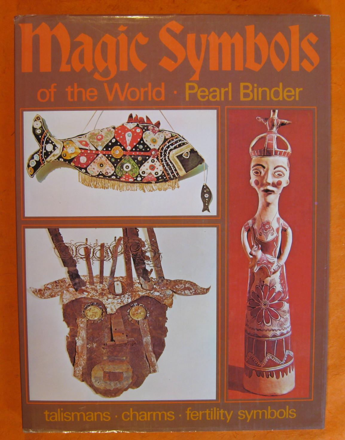 Magic Symbols of the World, Binder, Pearl