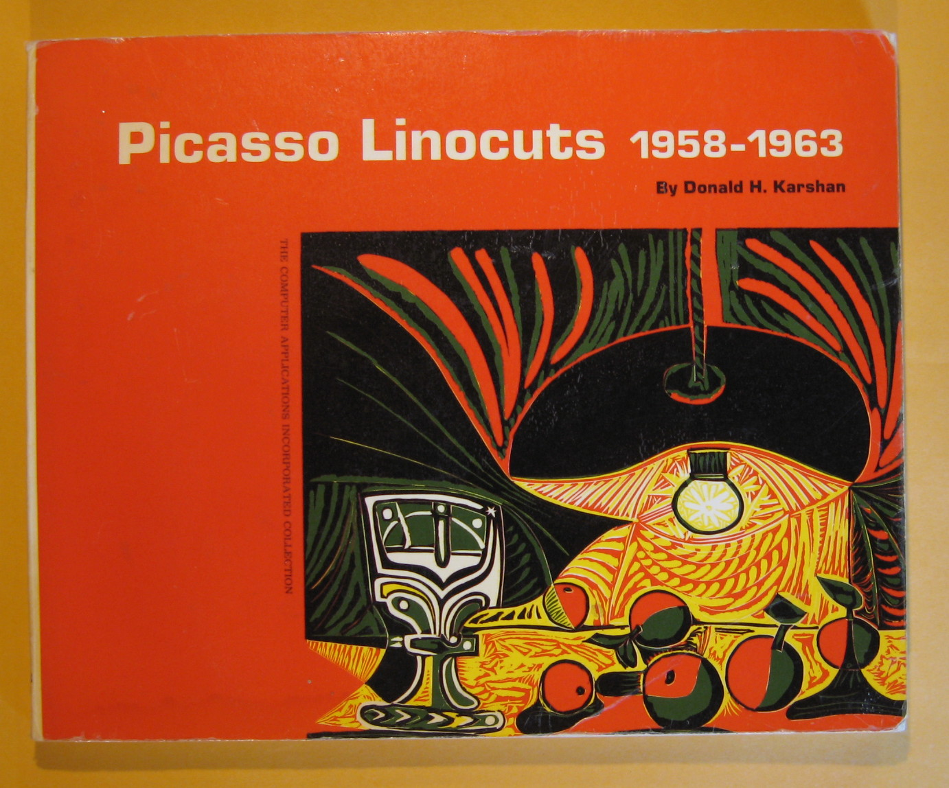 Picasso Linocuts 1958 -1963, Karshan Donald H.
