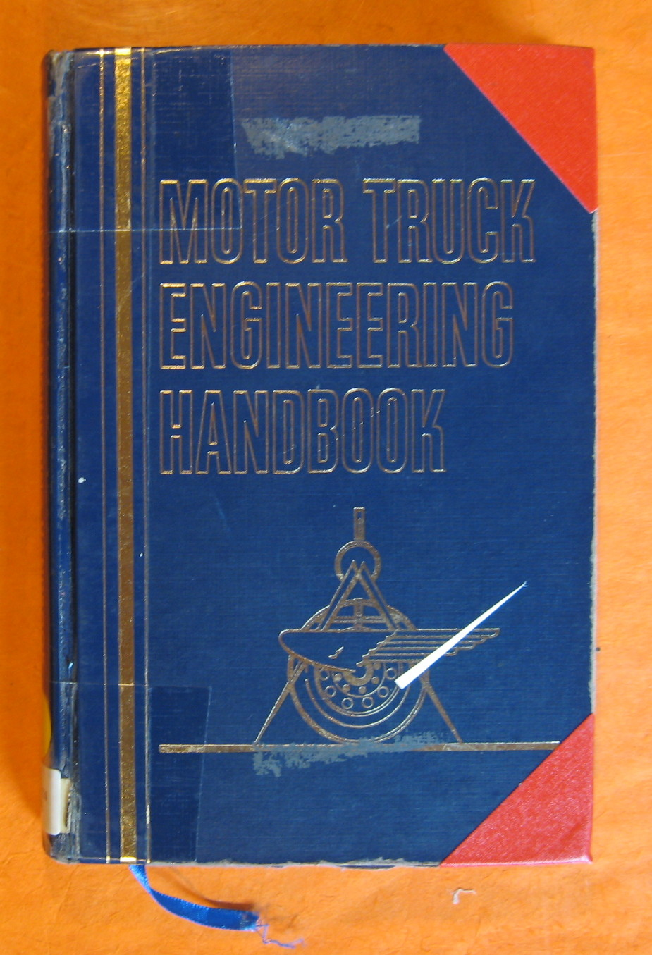 Blank Journal (Motor Truck Engineering Handbook)