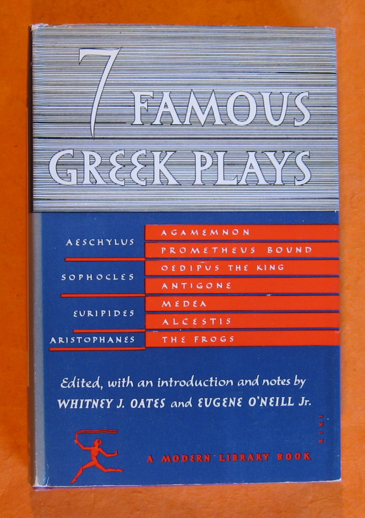 Image for 7 Famous Greek Plays