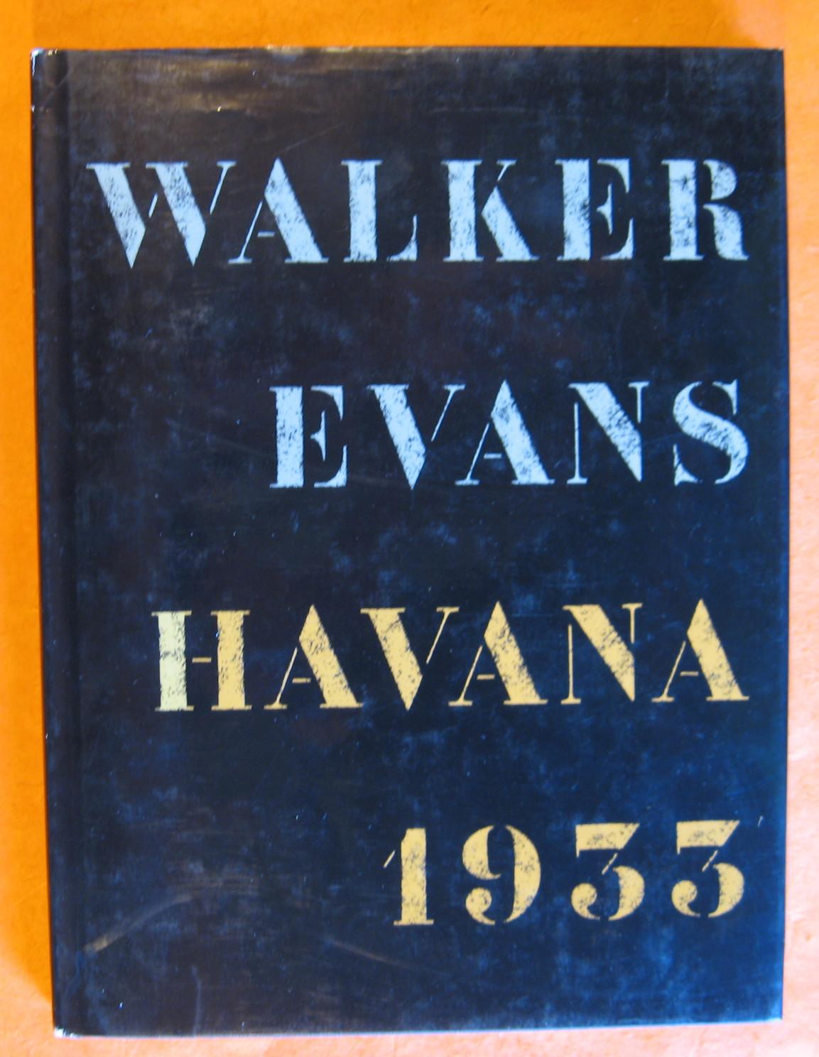 Walker Evans: Havana 1933, Mora, Gilles
