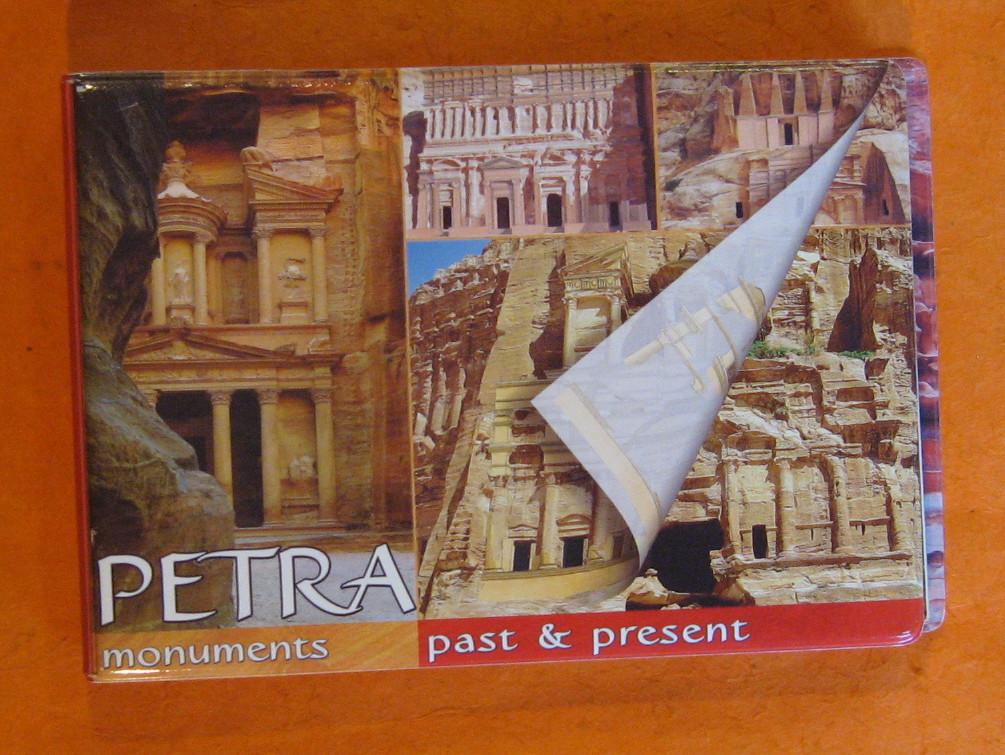 Petra past and present, E. Borgia
