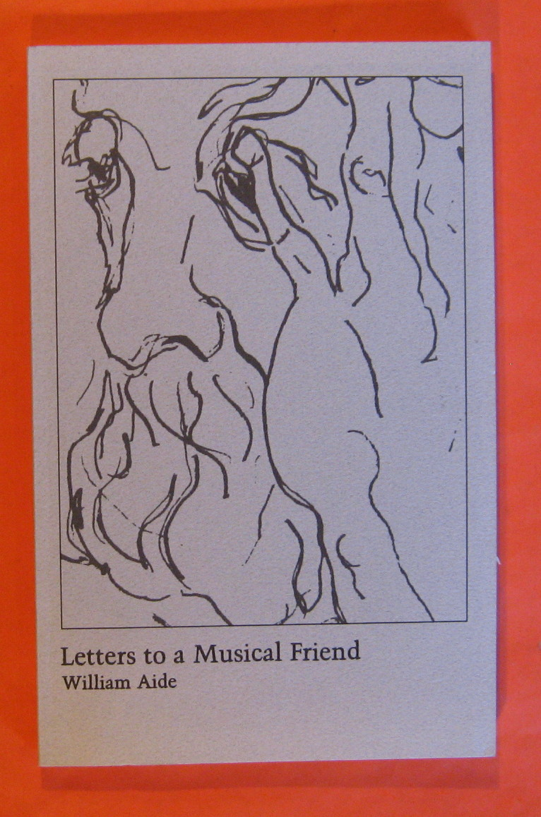 Image for Letters to a Musical Friend