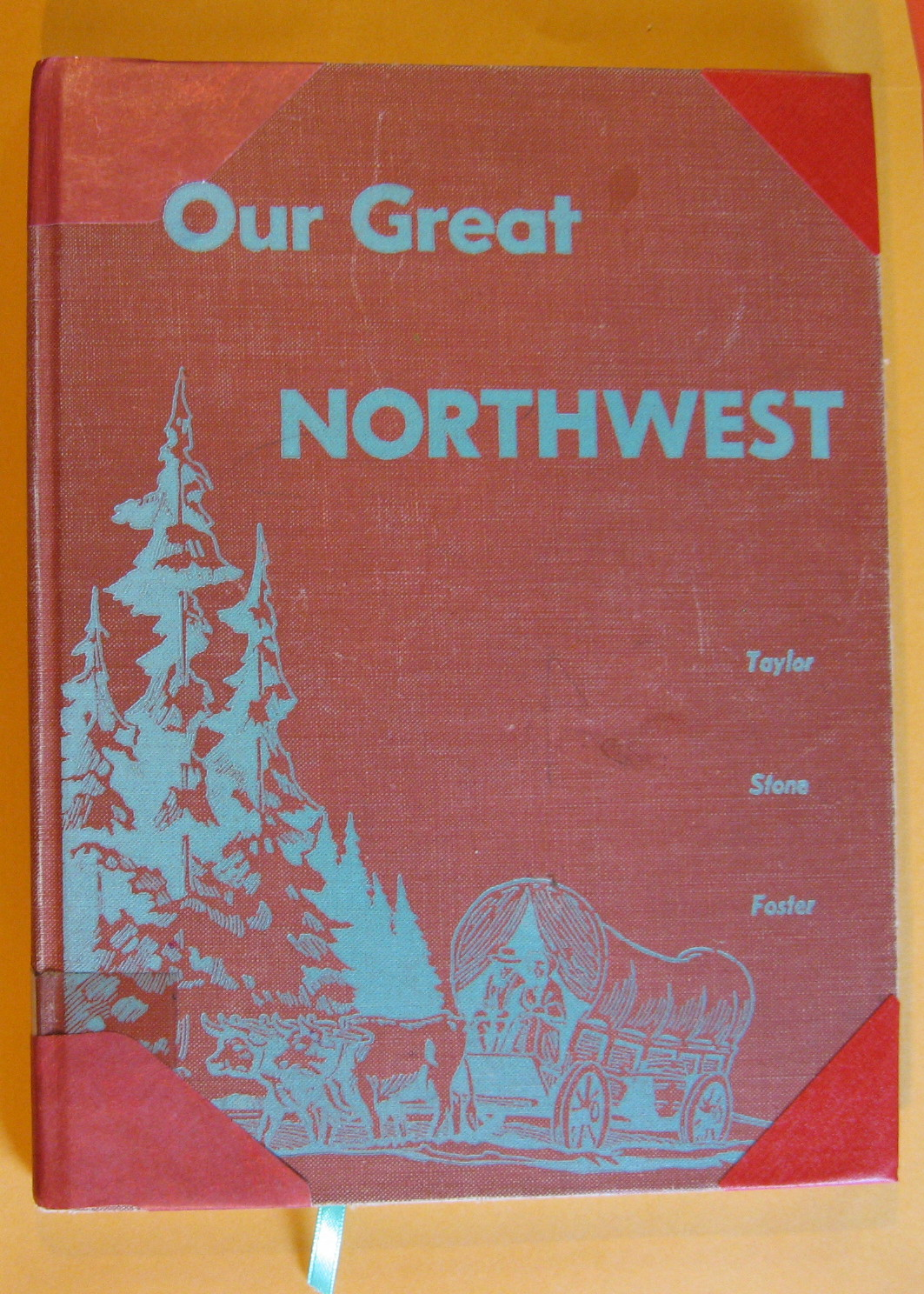 Blank Journal (Our Great Northwest)