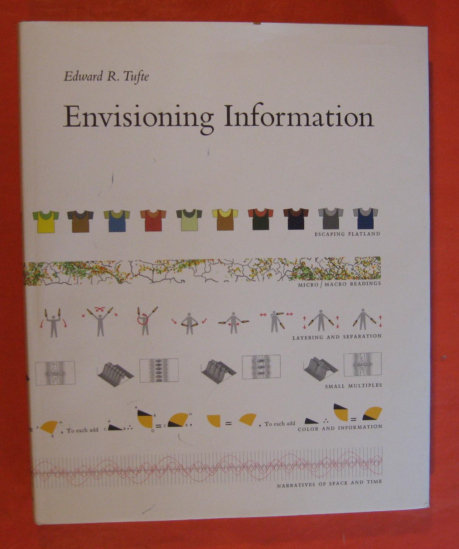 Envisioning Information, Tufte, Edward R.