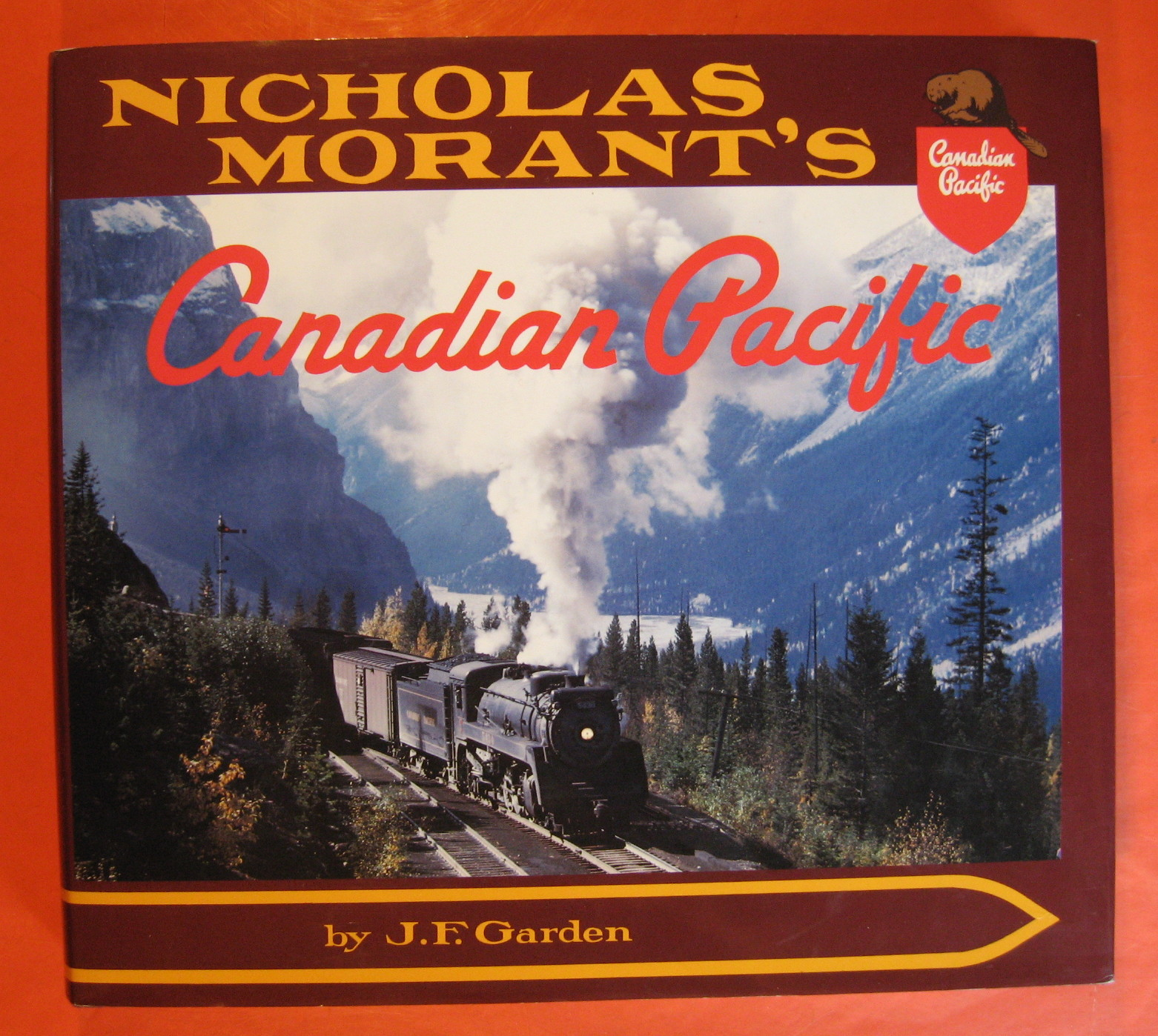 Nicholas Morant's Canadian Pacific, Garden, John F.