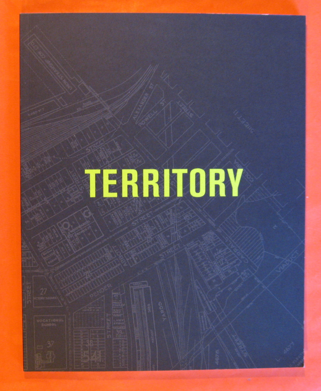 Image for Territory