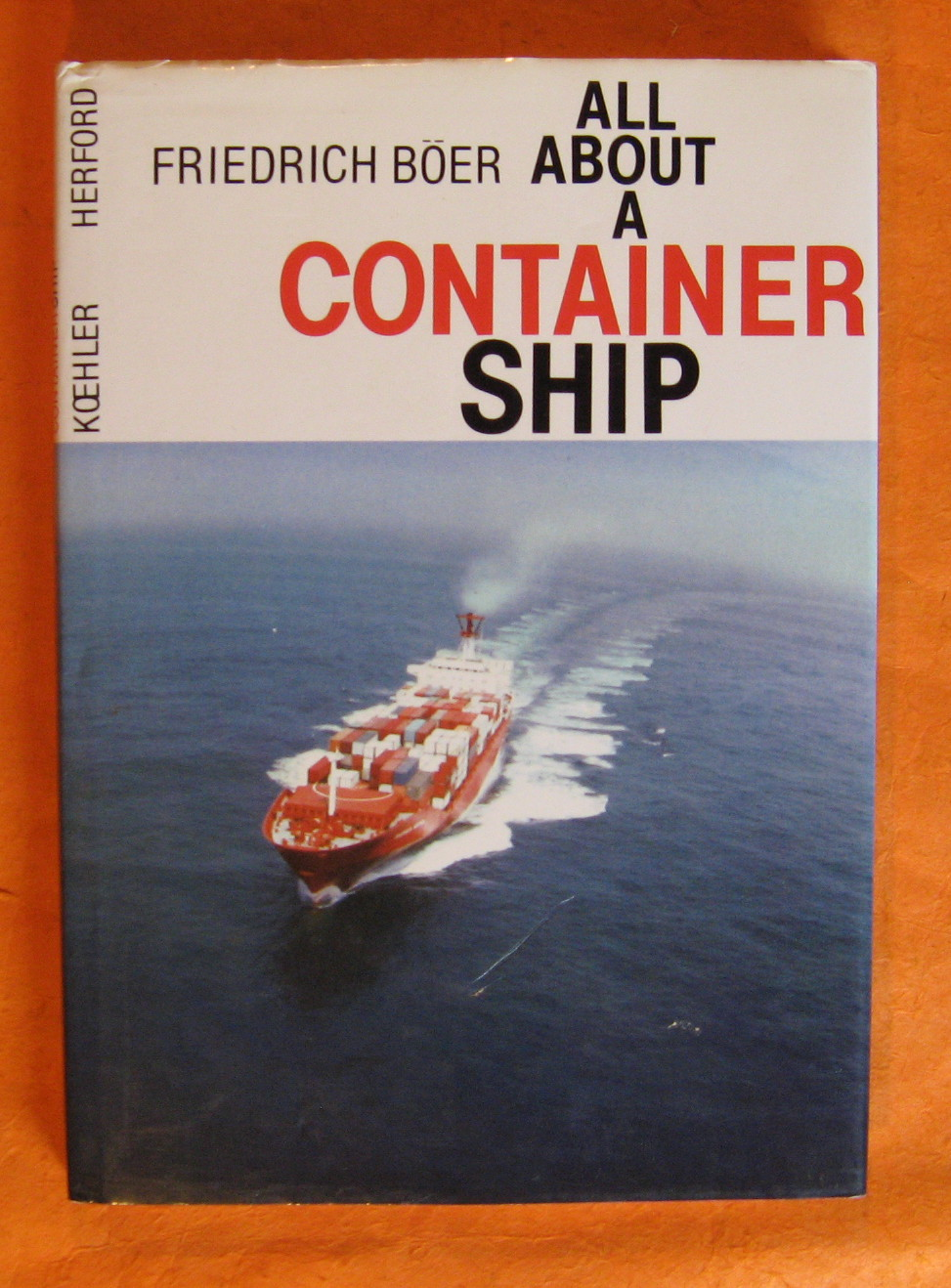 Image for All About A Container Ship