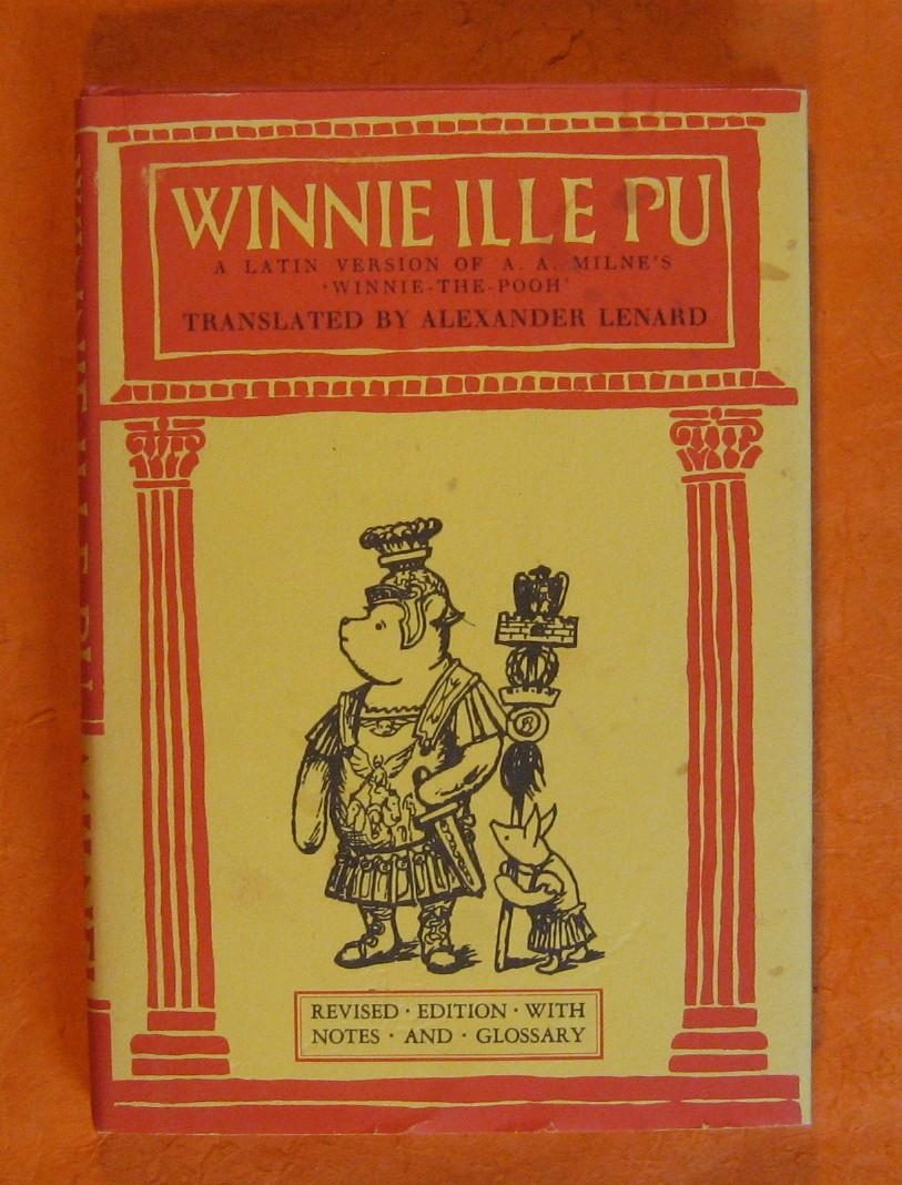 Winnie Ille Pu, Milne, A. A.; Lenard, Alexander (translator)
