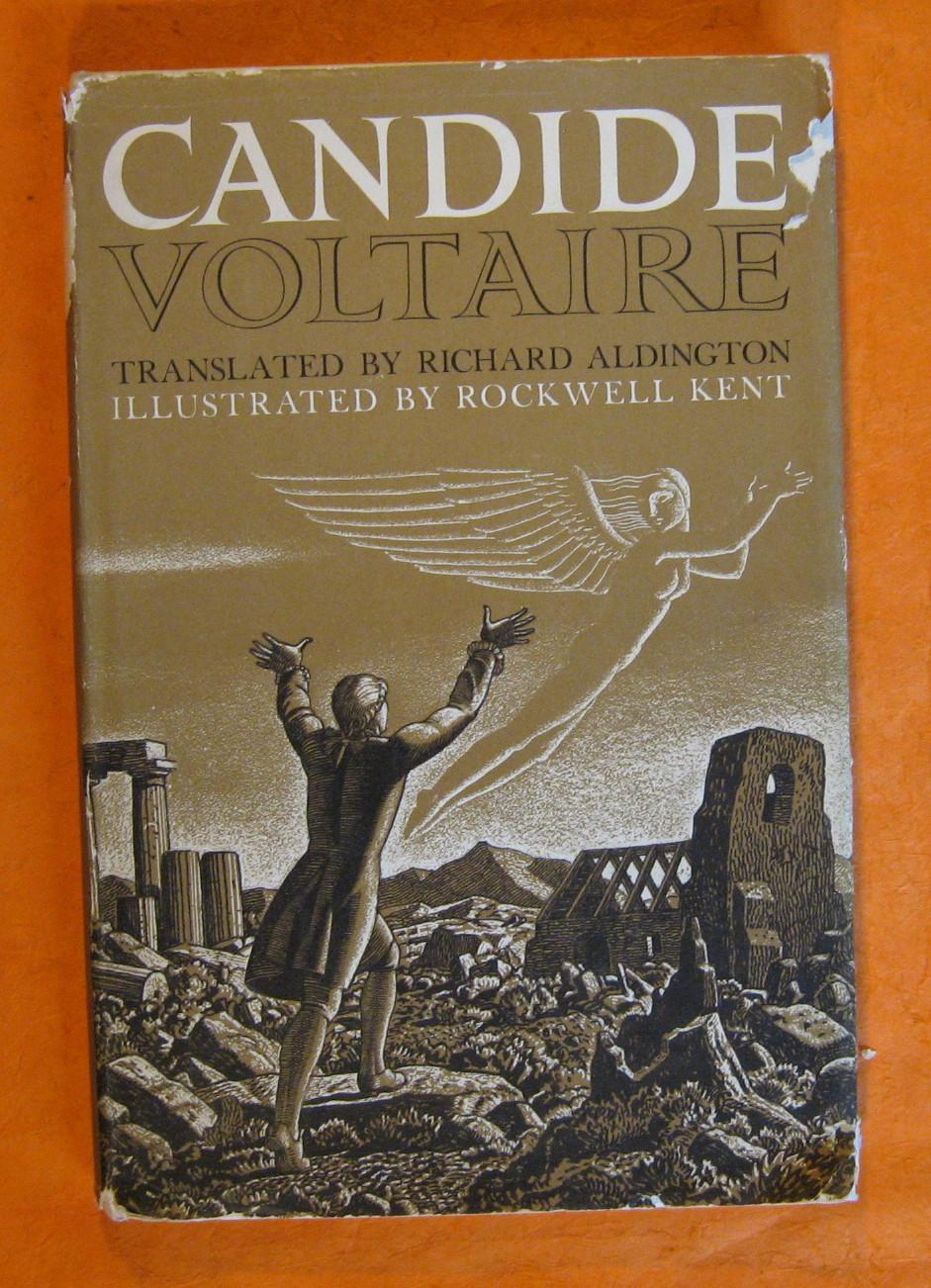 Candide, Voltaire, Jean Francois Marie Arouet De