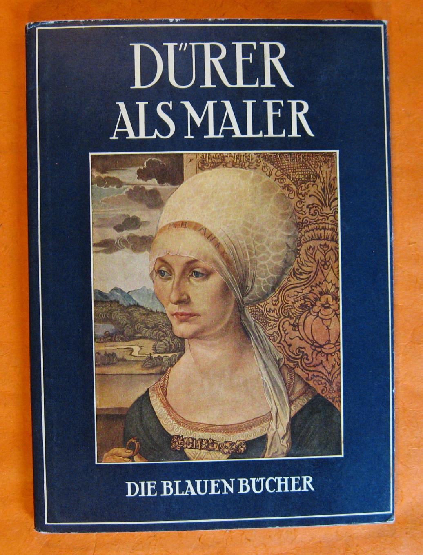 Albrecht Durer Als Maler, Beer, Johannes