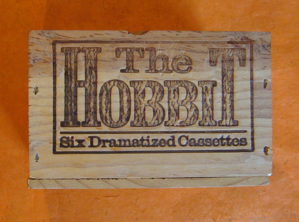 The Hobbit: Six Dramatized Cassettes, Tolkien, J. R. R.