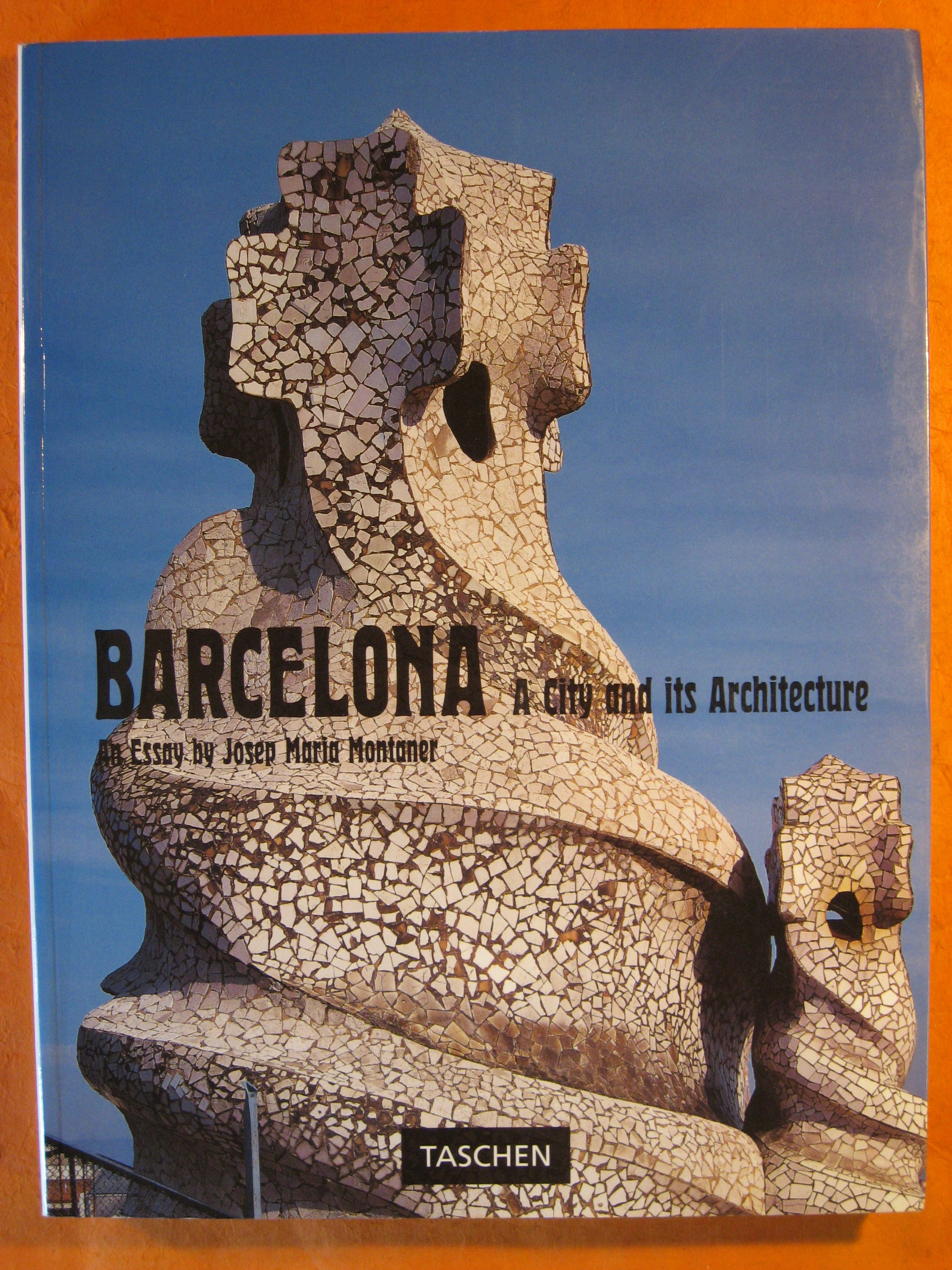 Image for Barcelona: A City and Its Architecture (Big Series Art)