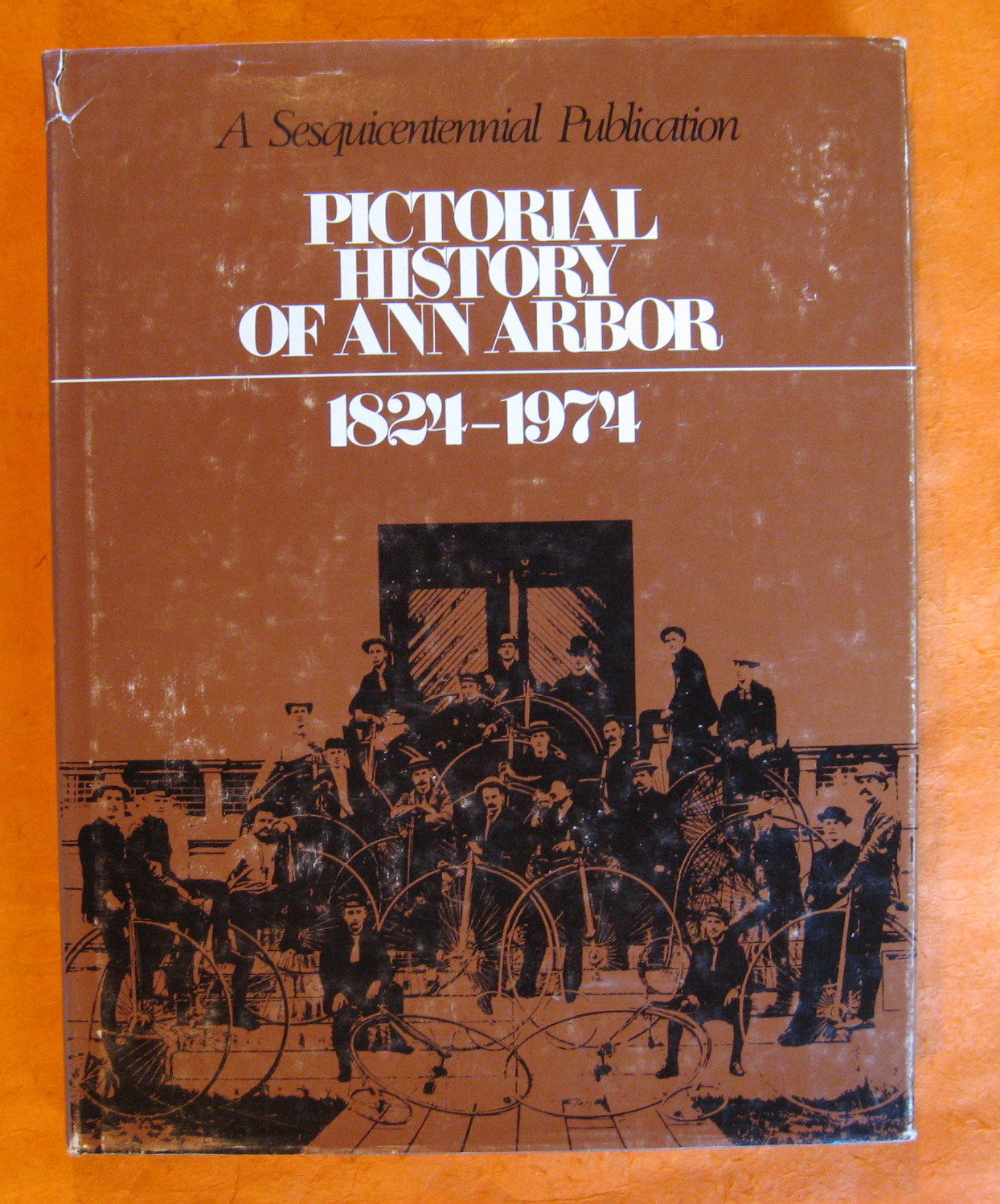 Pictorial History of Ann Arbor 1824-1974, Cocks, J. Fraser