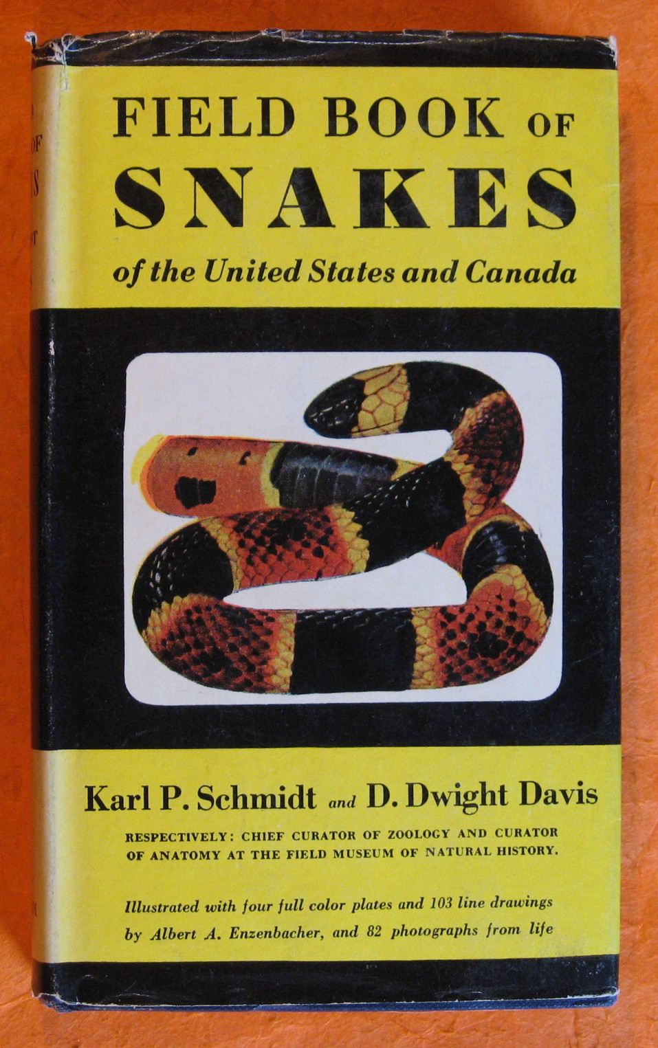 Field Book of Snakes of the United States and Canada