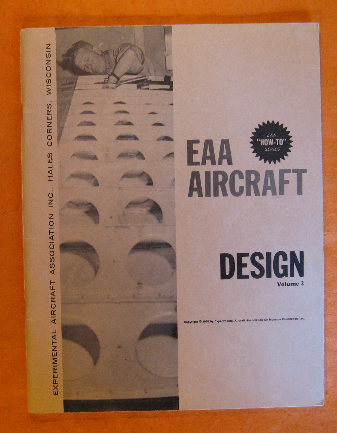 EAA Aircraft: Design Volume 3, No Author