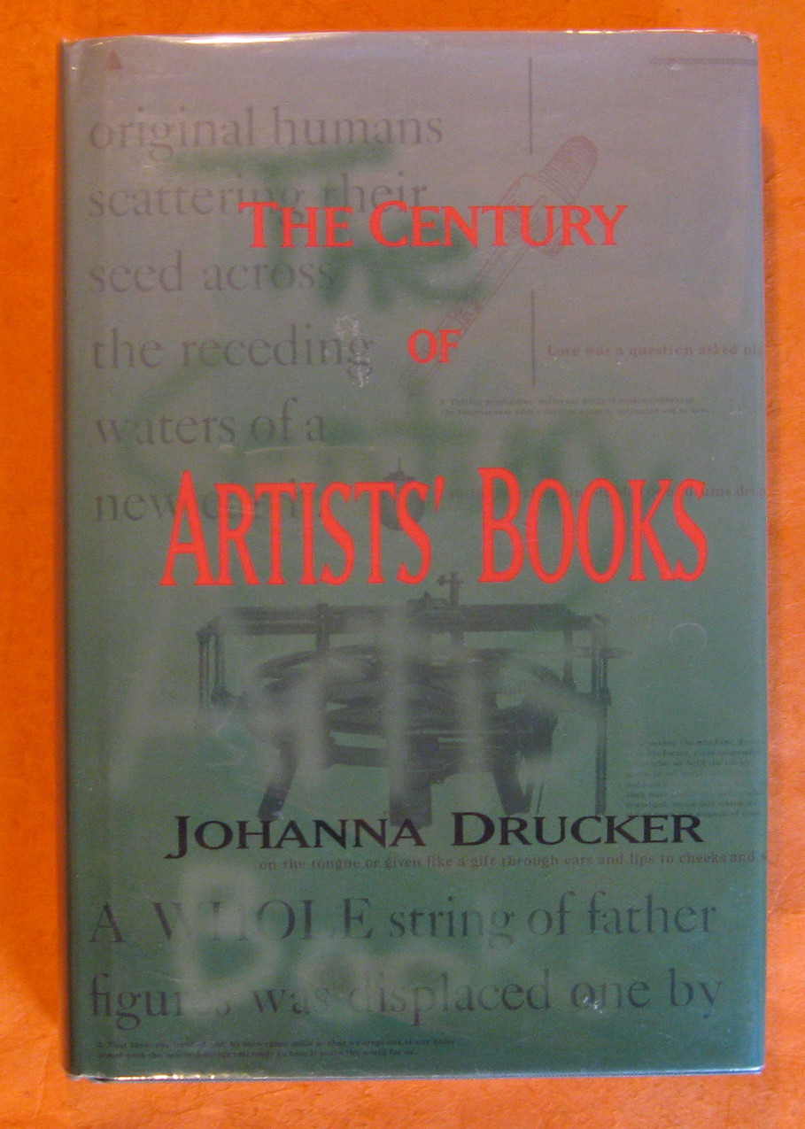 The Century Of Artists' Books, Drucker, Johanna
