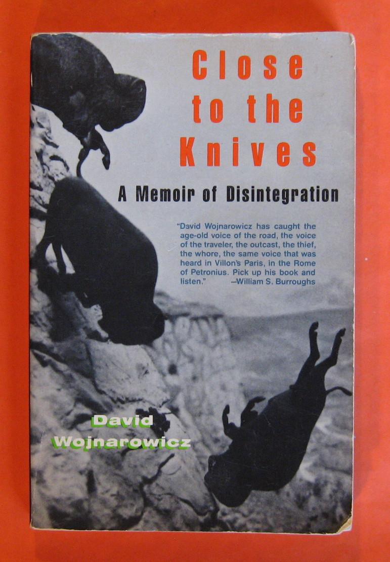 Close to the Knives: A Memoir of Disintegration, Wojnarowicz, David