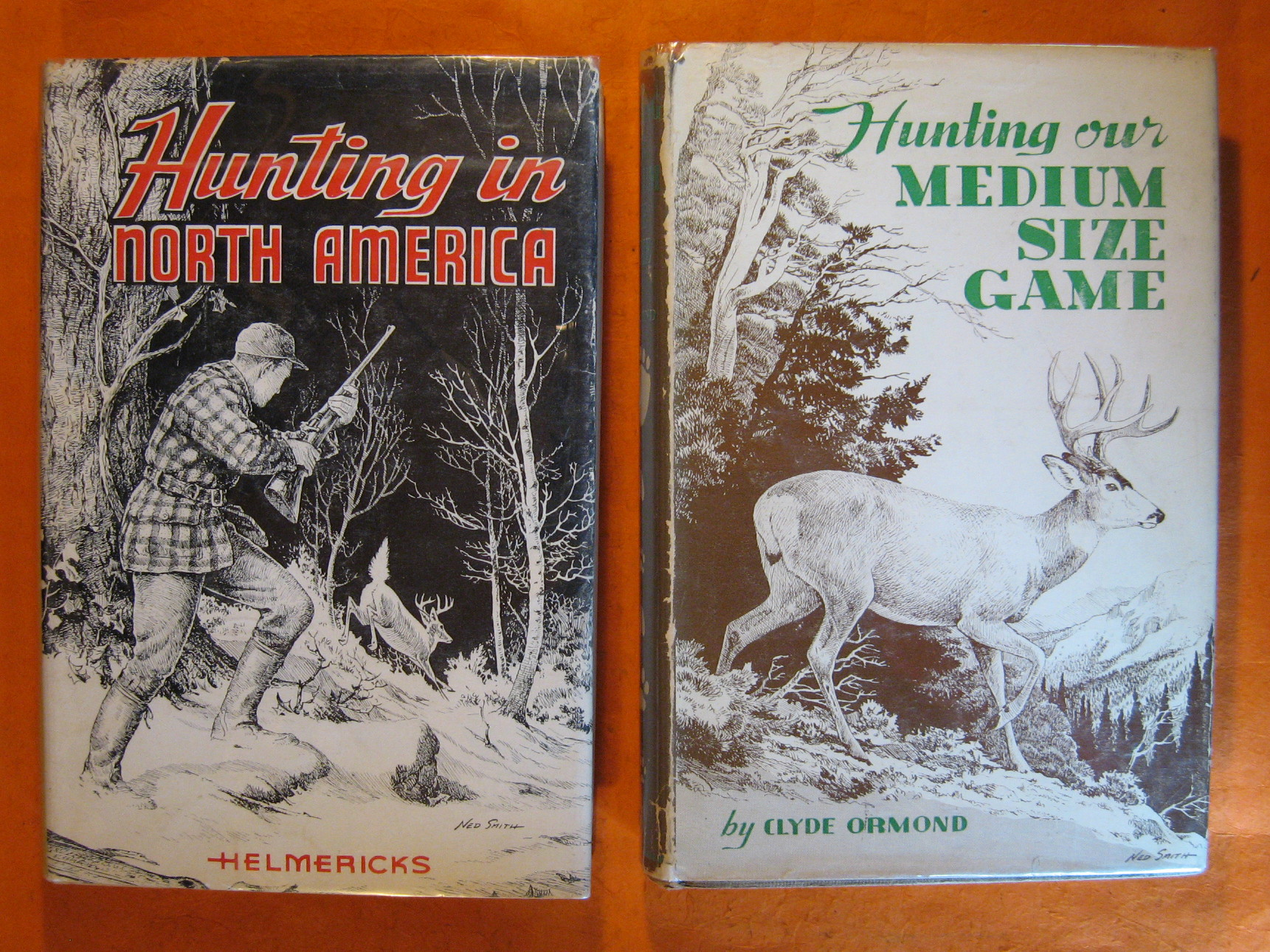 Two Hunting Books
