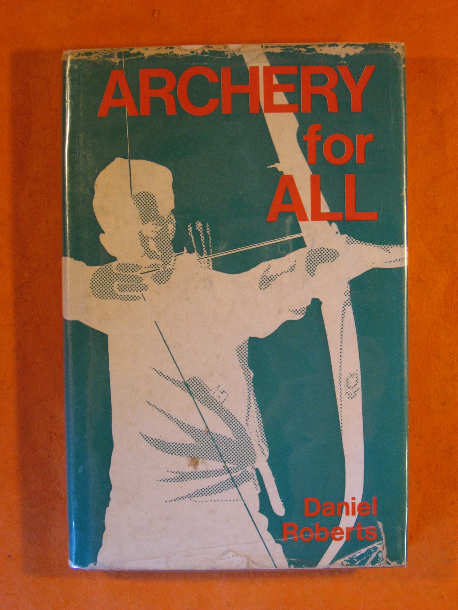 Archery for All, Roberts, Daniel