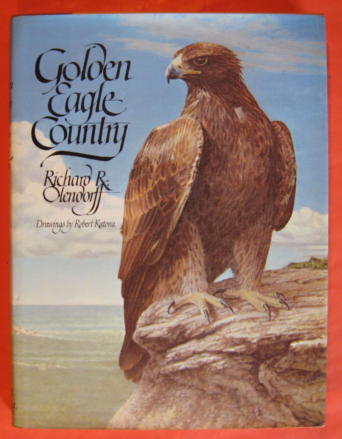 Golden Eagle Country, Olendorff, Richard R