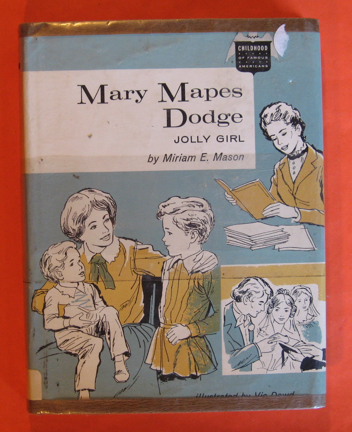 Mary Mapes Dodge:  Jolly Girl, Mason, Miriam E.