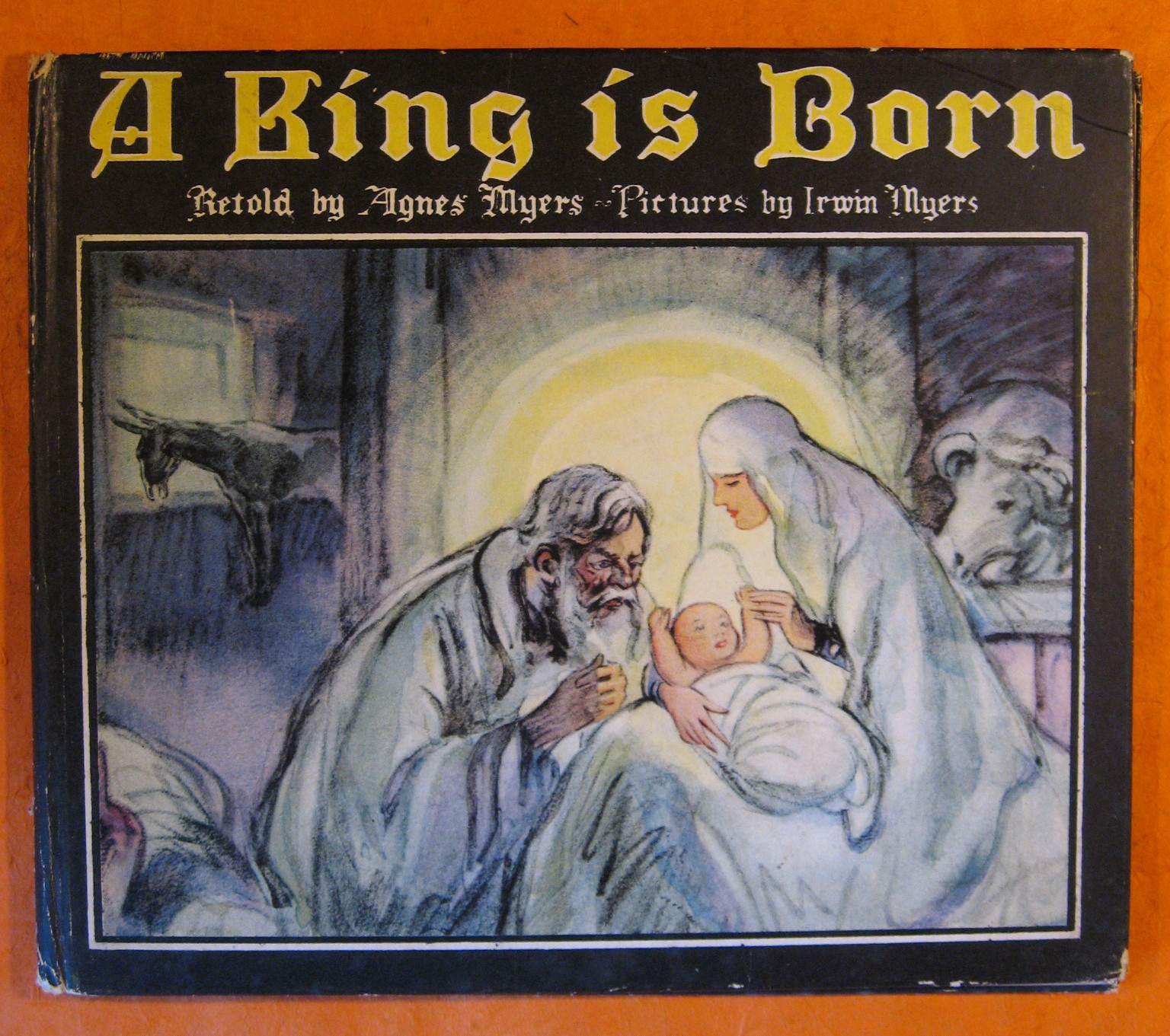 A King Is Born, Myers, Agnes