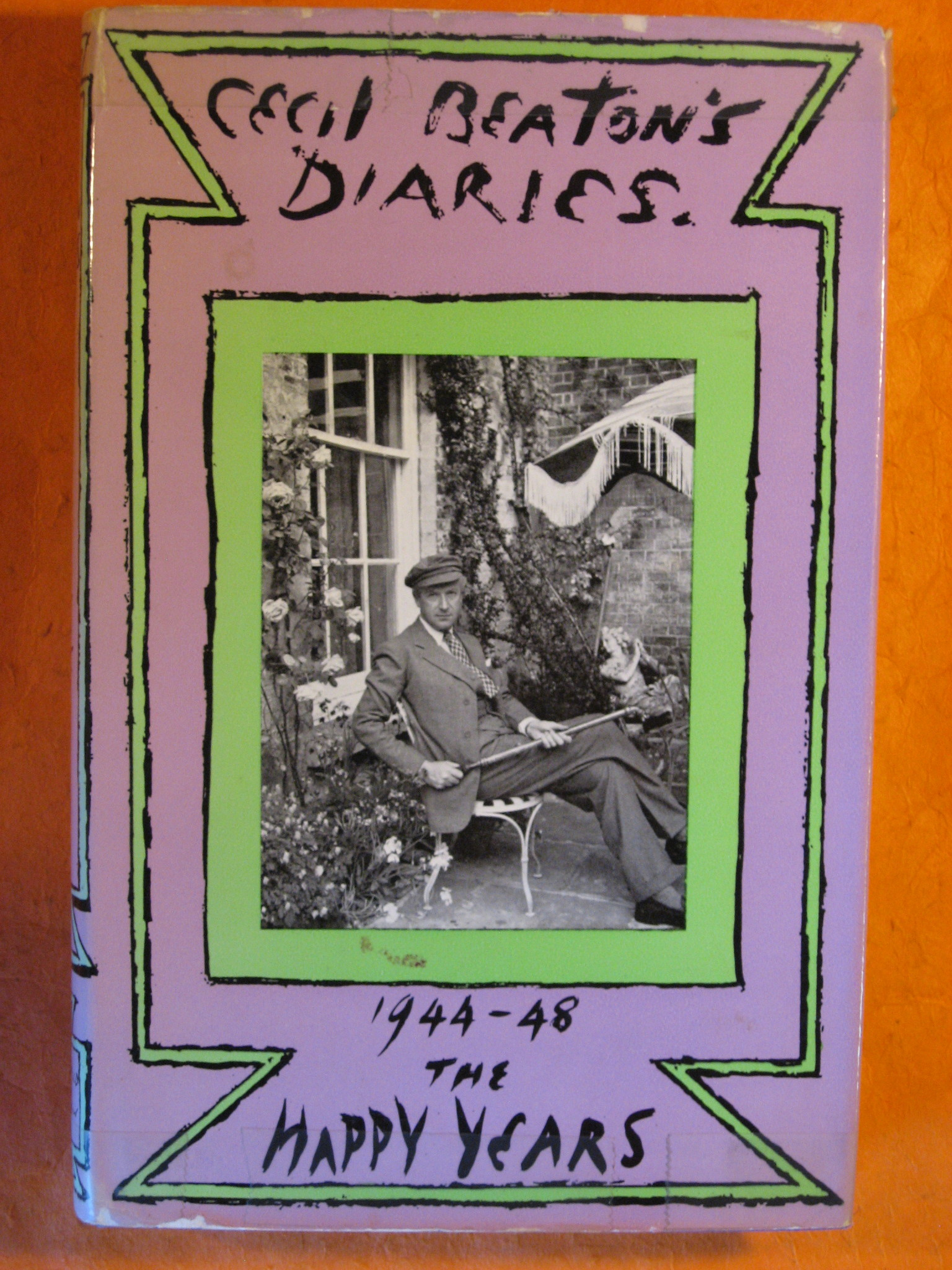 The Happy Years:  Diaries, 1944-48, Beaton, Cecil