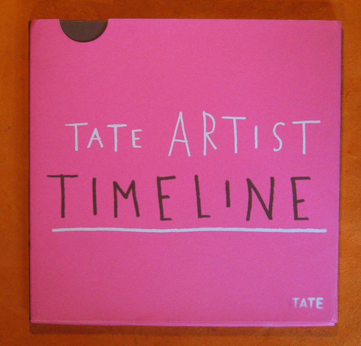 Tate Artist Timeline, Fanelli, Sara