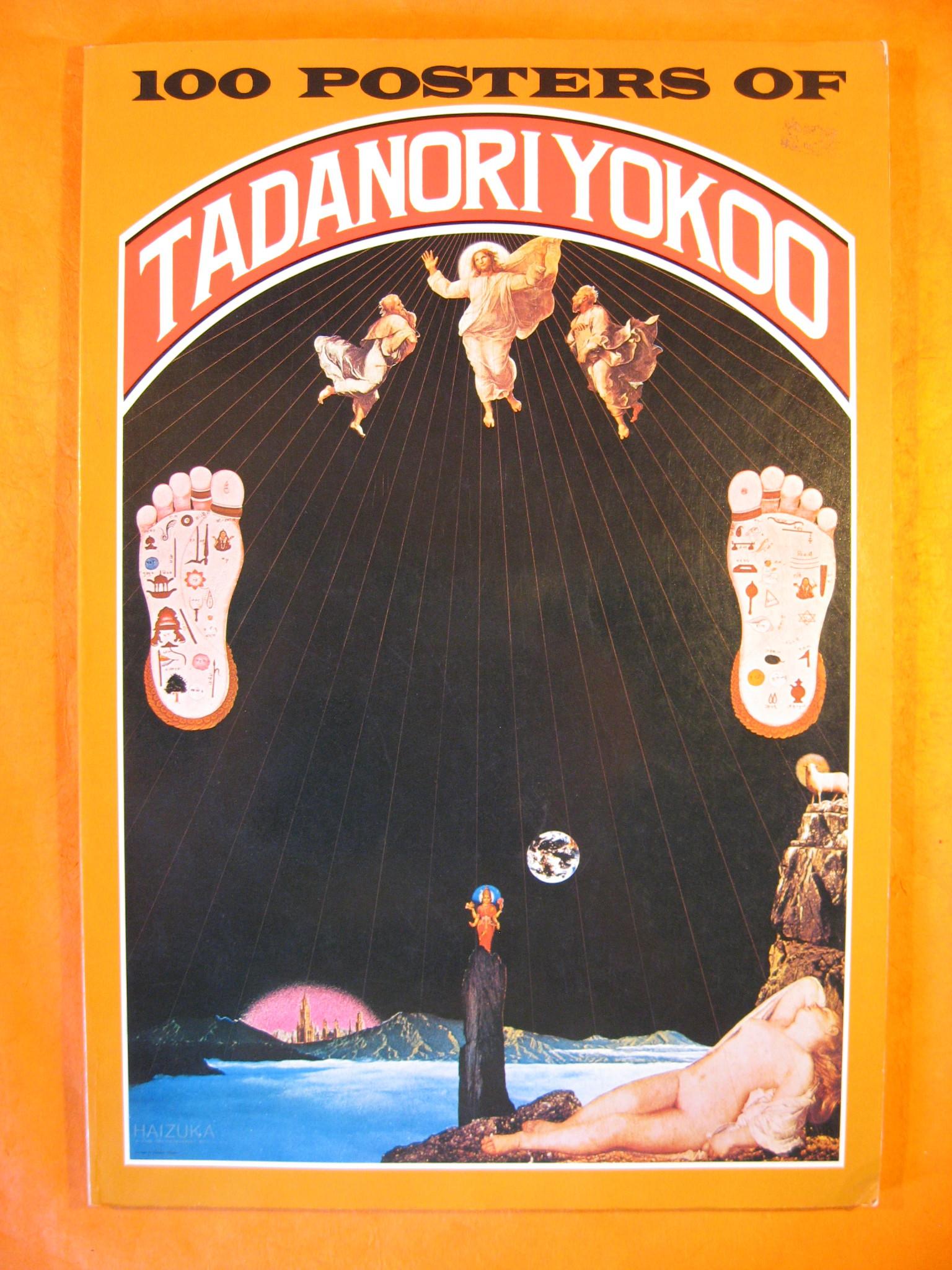 100 Posters of Tadanori Yokoo, Tadanori Yokoo; Koichi Tanikawa