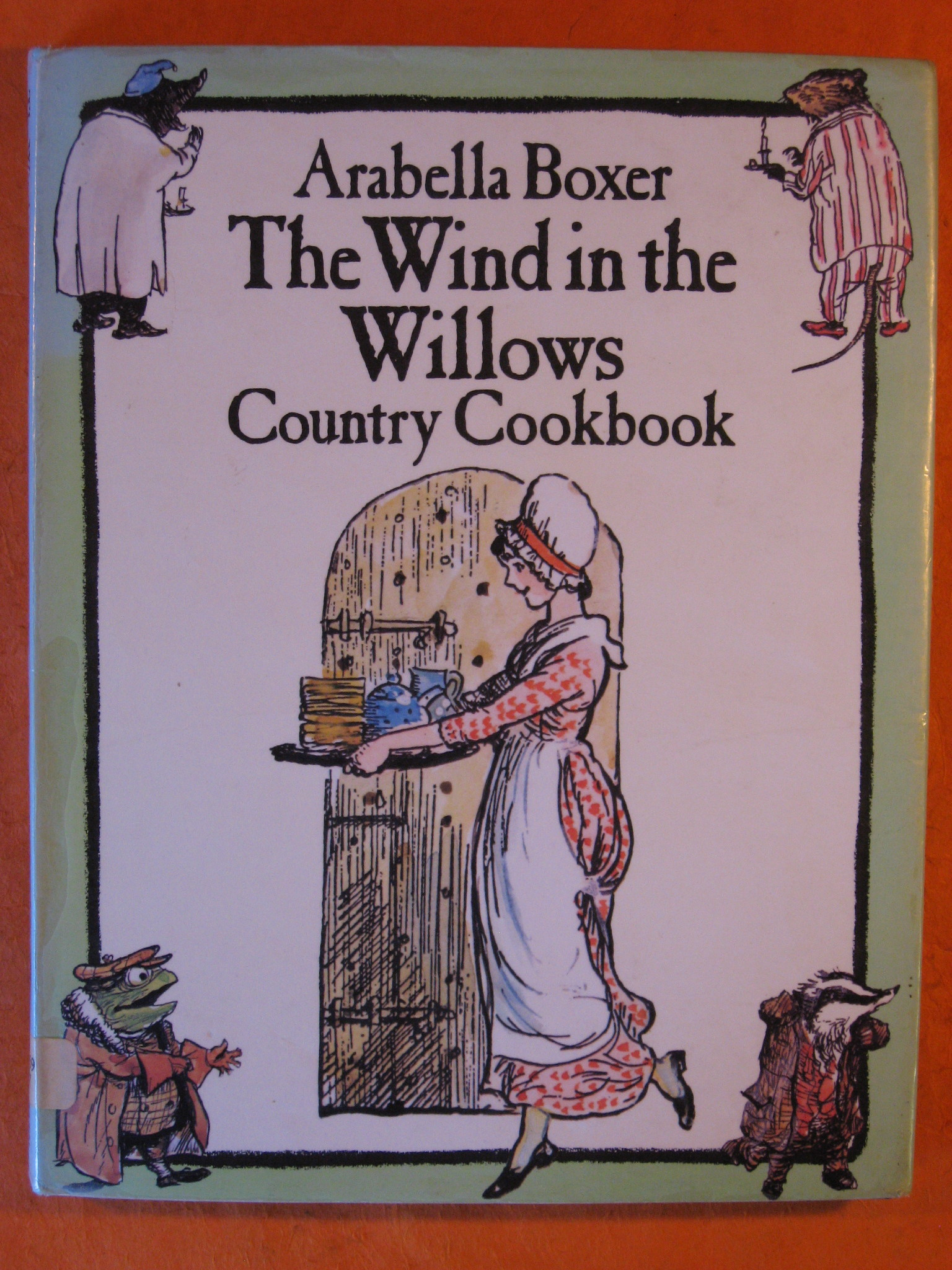"""Wind in the Willows"" Country Cook Book, Boxer, Arabella"