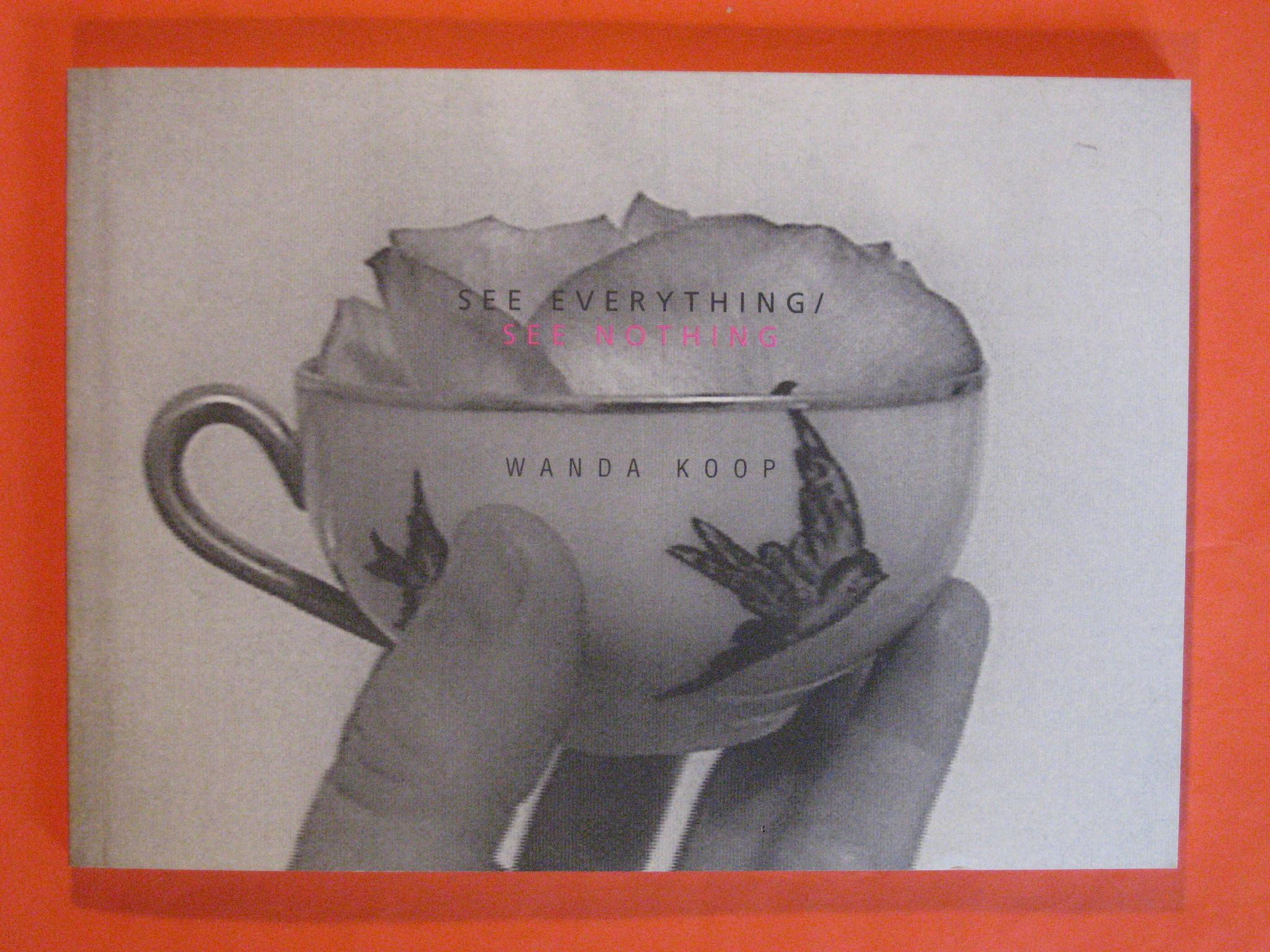 See Everything, See Nothing, Wanda Koop