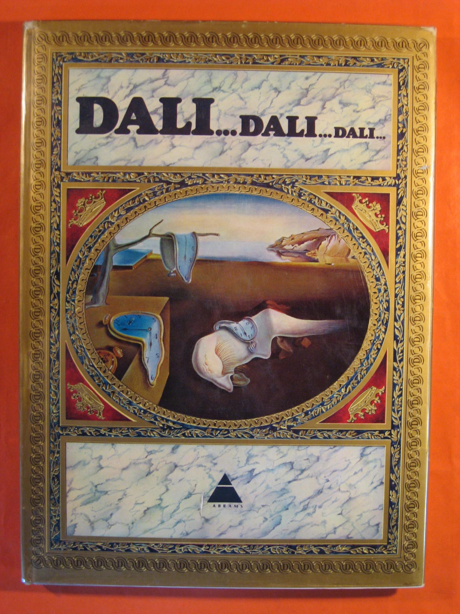 Dali...Dali...Dali..., Dali, Salvador; Gerard, Max; Roumeguere, Pierre