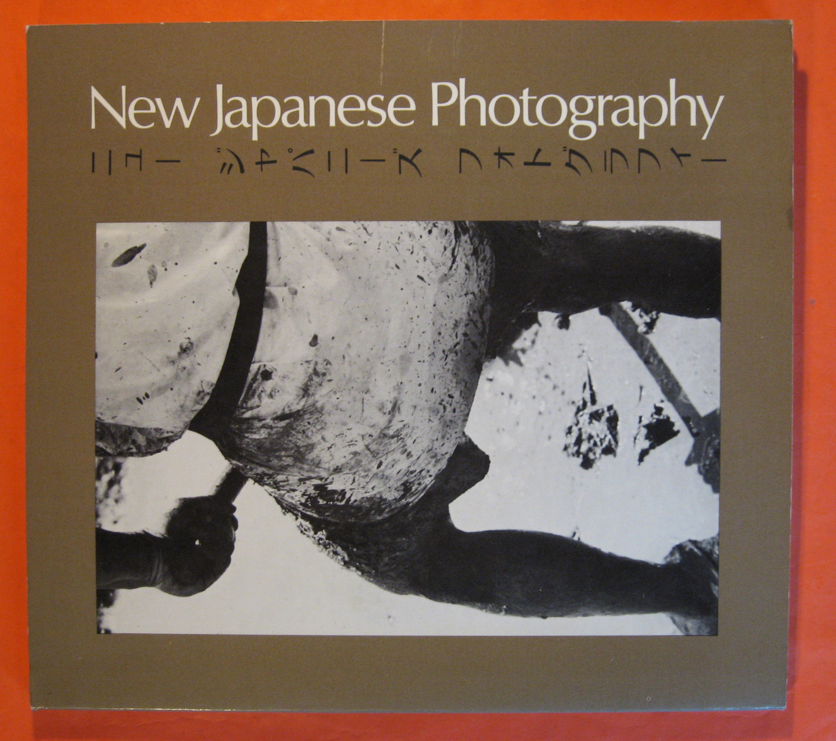 New Japanese Photography, Szarkowski, John, Yamagishi, Shoji