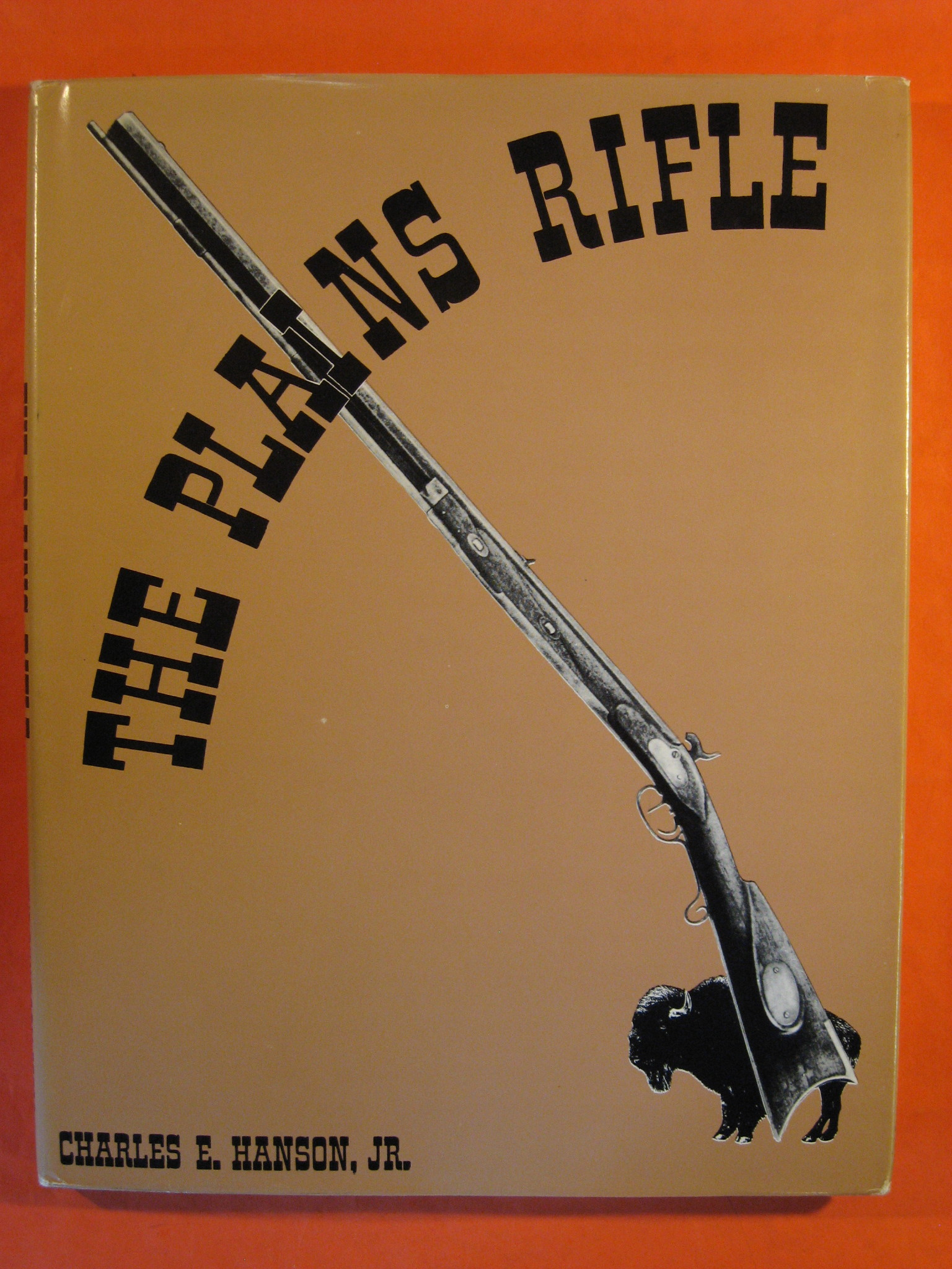 The Plains Rifle, Hanson, Charles E.