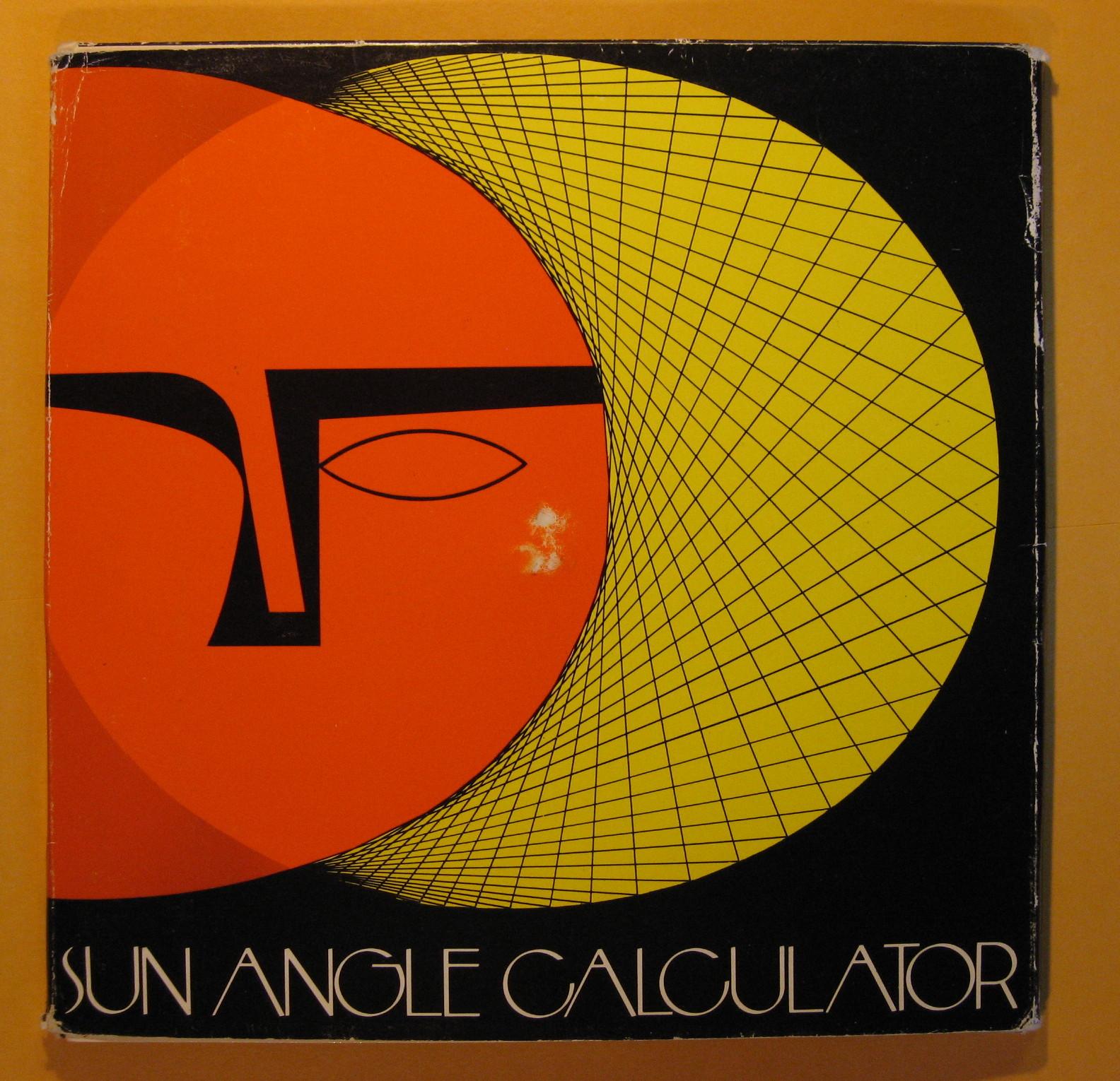 Sun Angle Calculator, LOF Glass