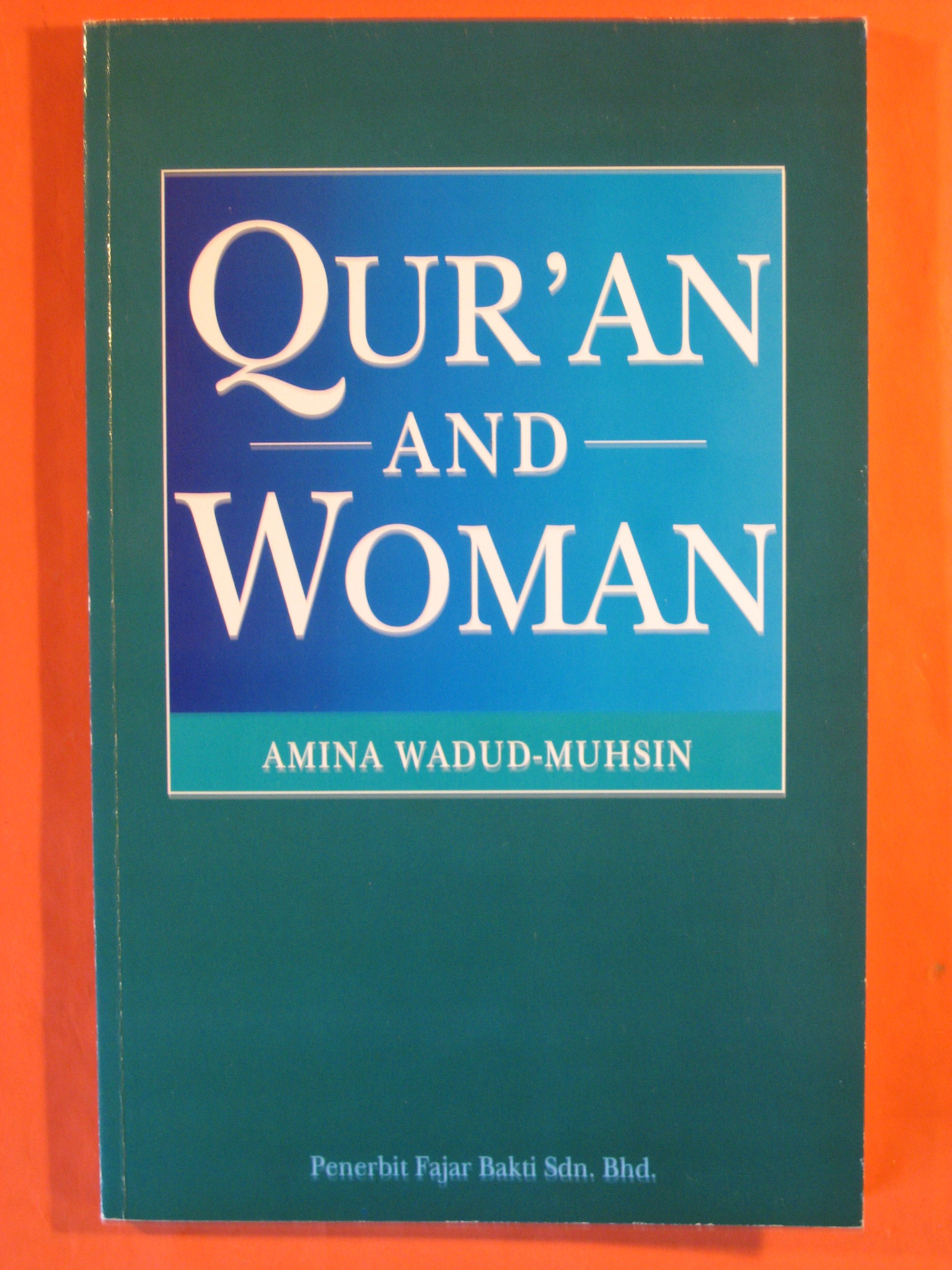 Image for Qur'an and Woman