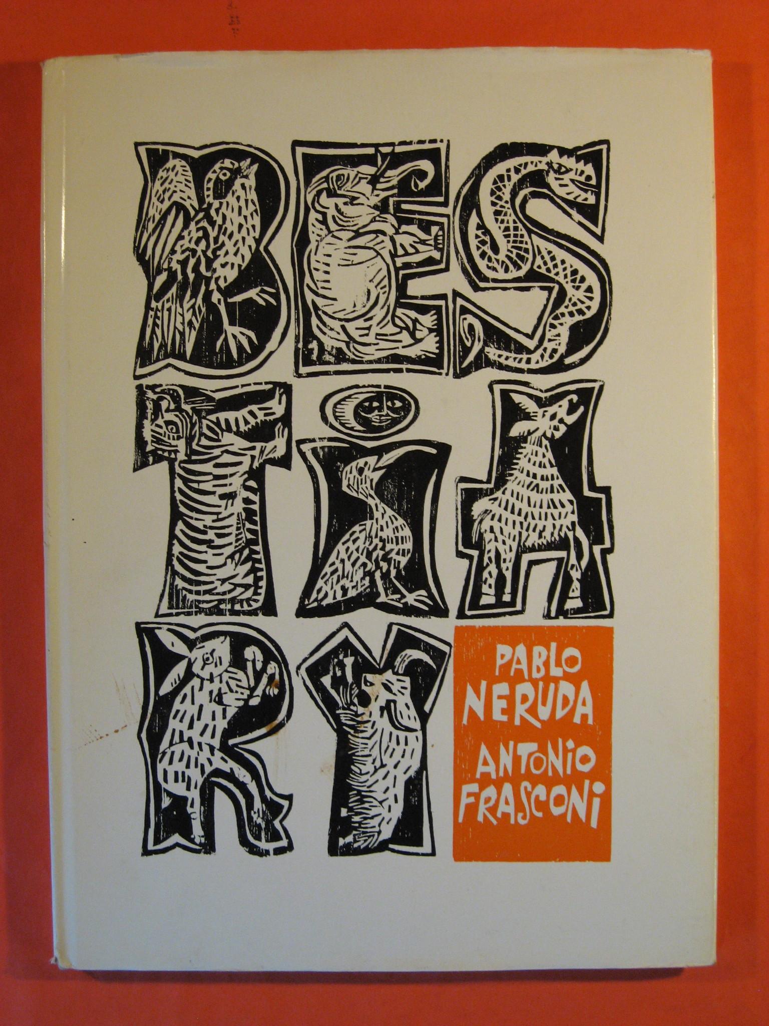 Bestiary / Bestiario, Neruda, Pablo