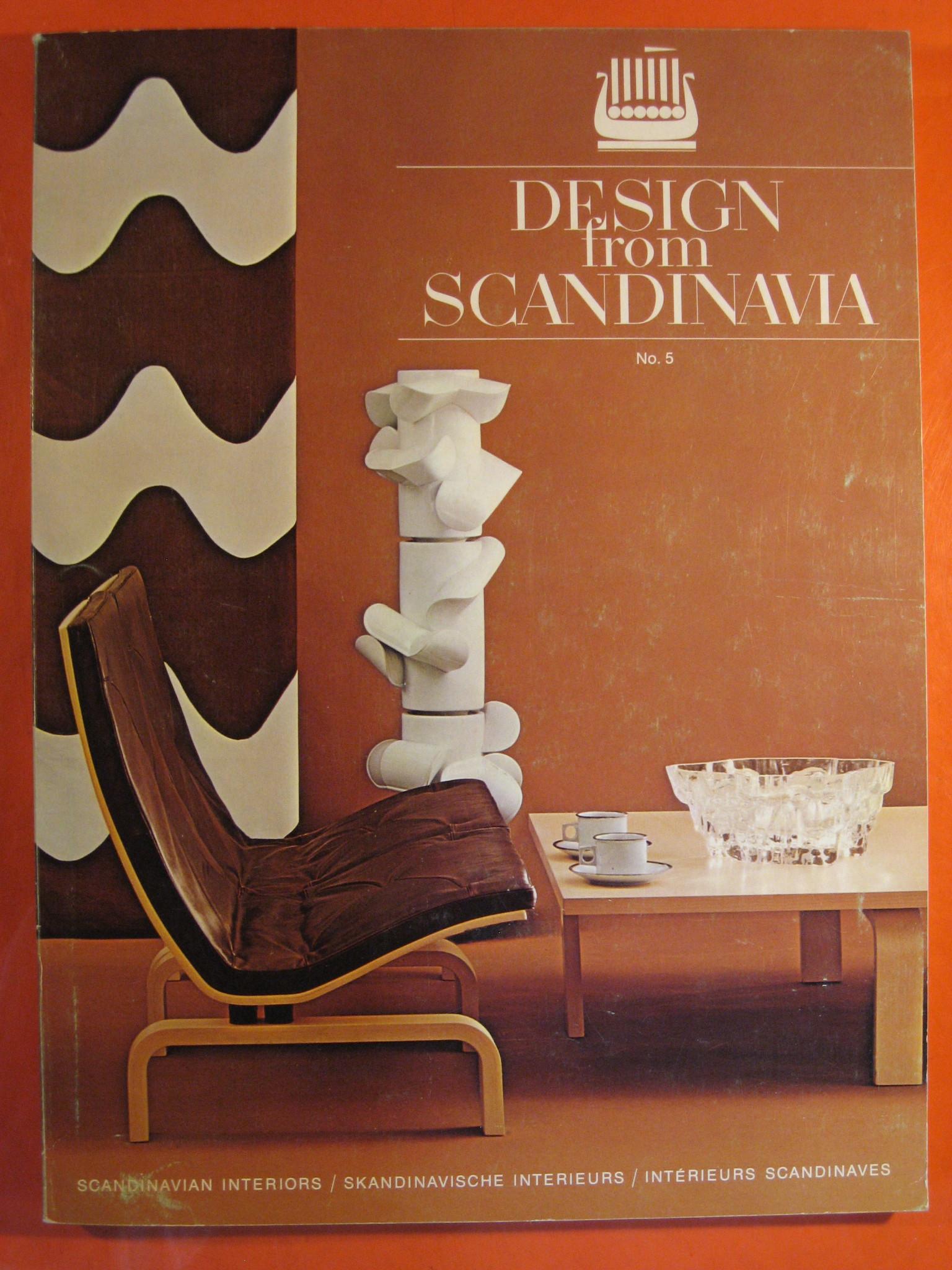 Design from Scandinavia No. 5, Meedom, Klaus,; Svend Erik Moller;  Ulf Hard Af Segerstad