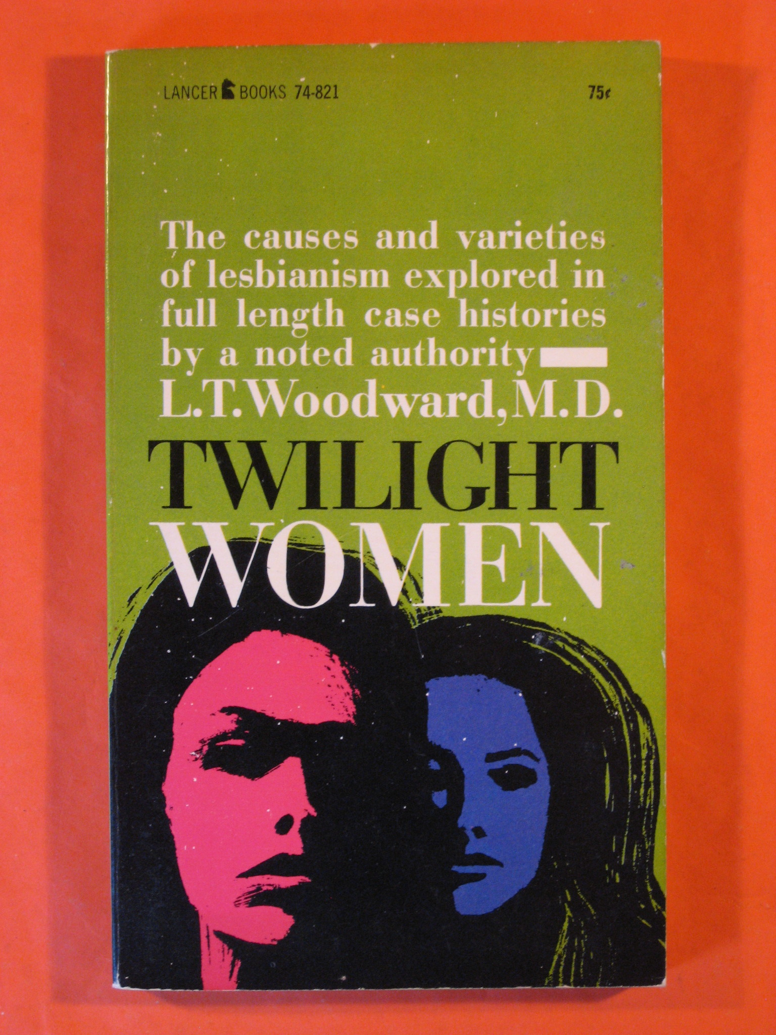 Twilight Women:  The causes and Varieties of Lesbianism Explored in Full Length case Histories By a Noted Authority, Woodward, L.T.