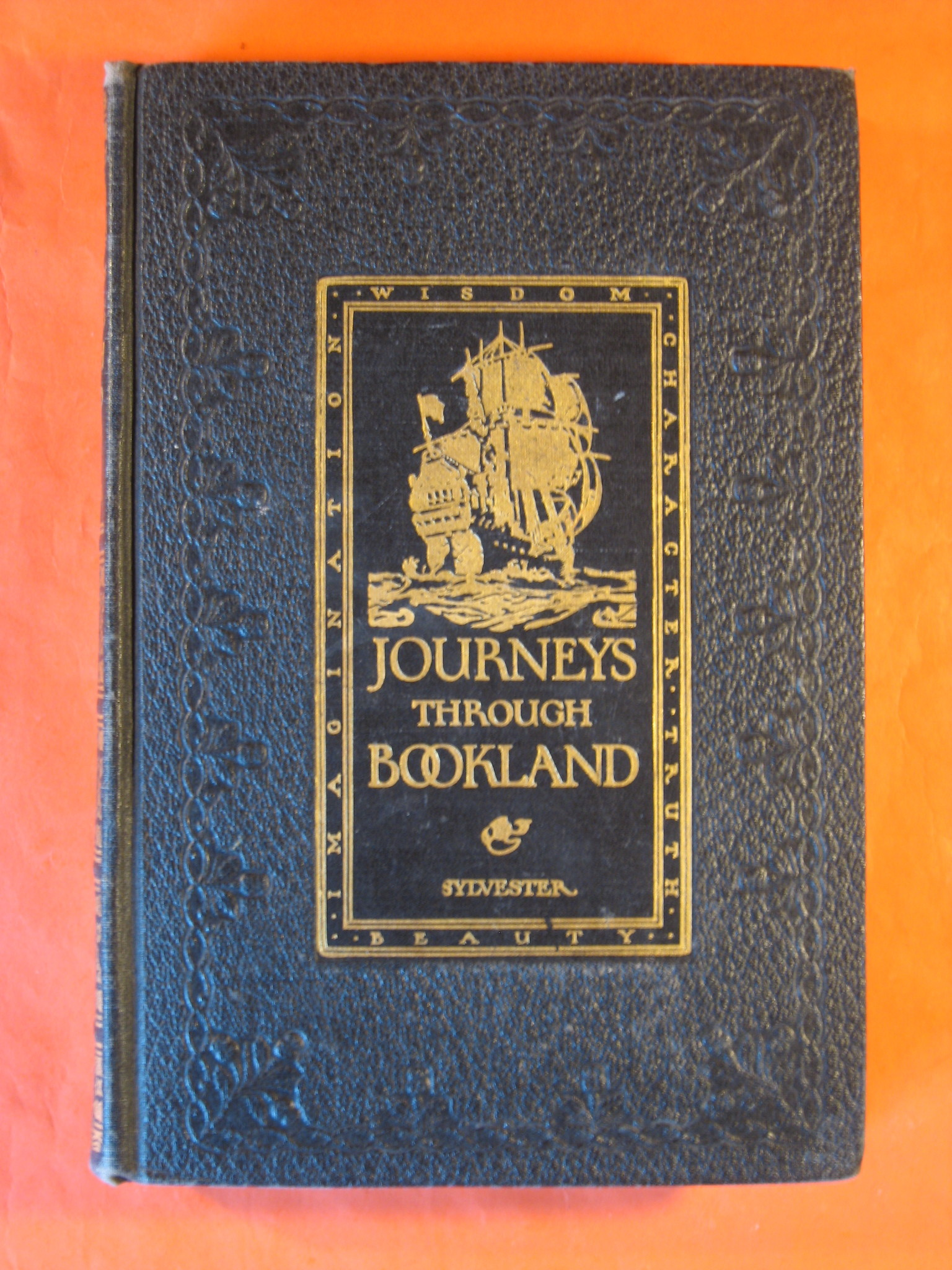 Journeys Through Bookland Volume Eight