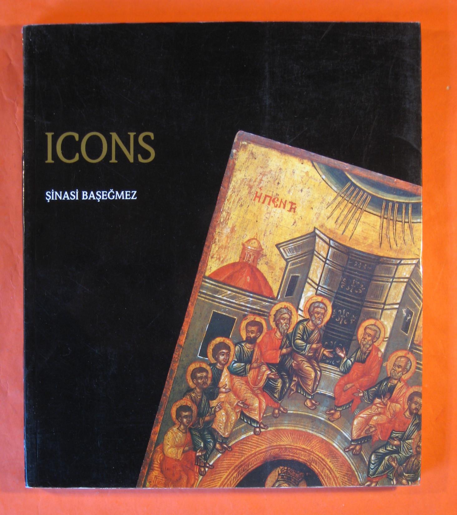 Icons: Selected Icons From Sophia Saint Museum, Basegmez, Sinasi