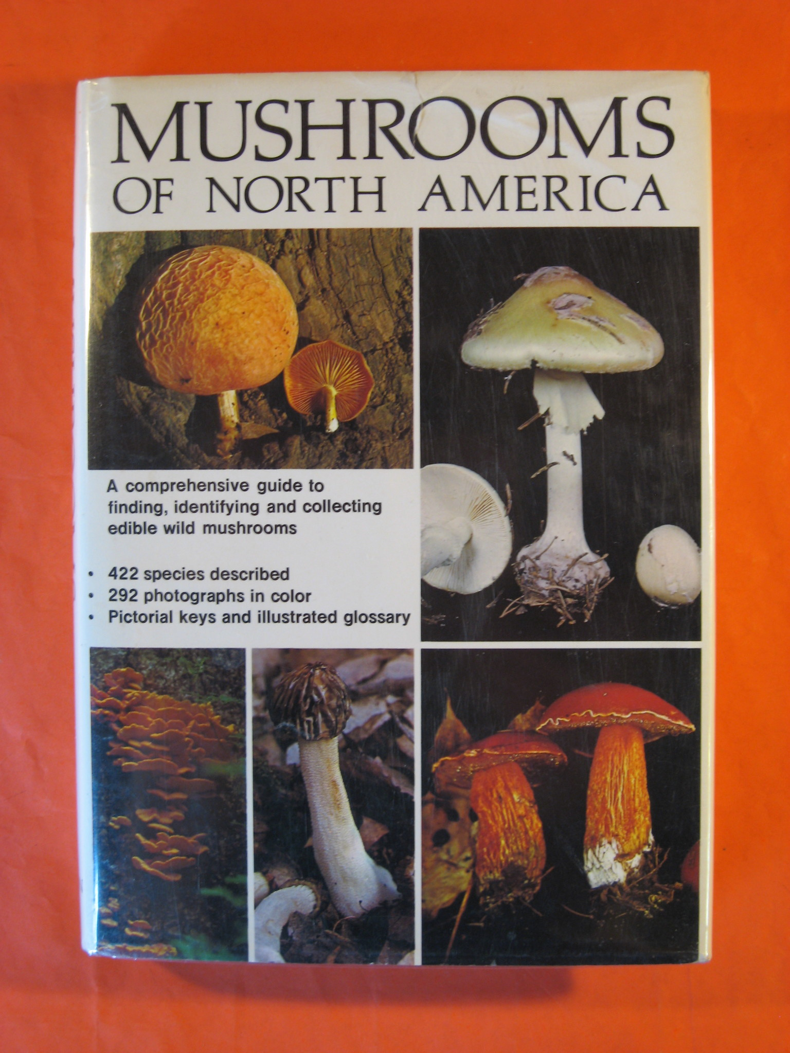 Mushrooms of North America, Miller, Orson K