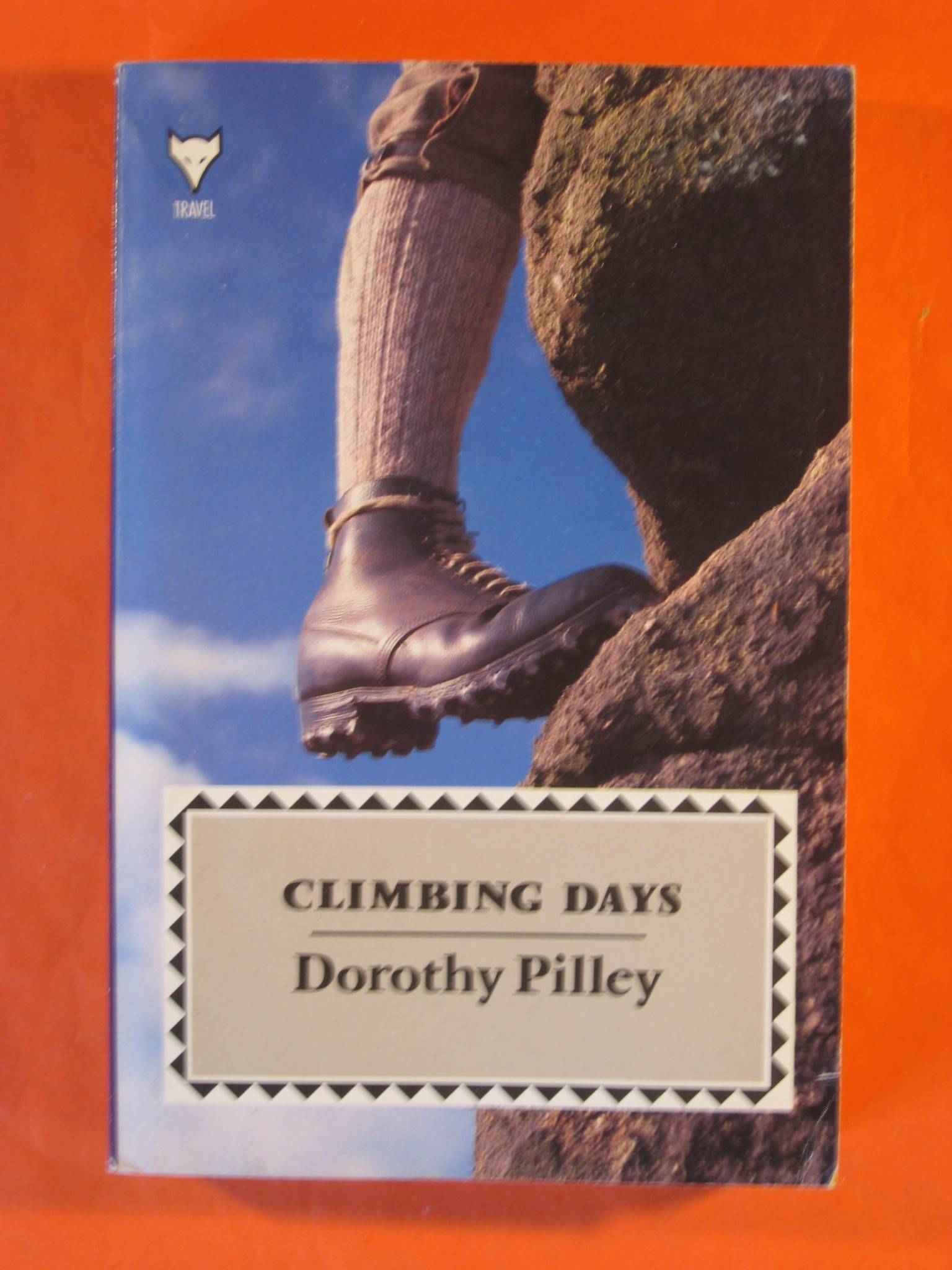 Climbing Days, Pilley, Dorothy
