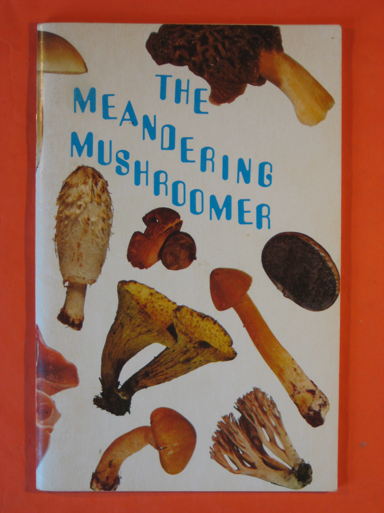The Meandering Mushroomer, Graham, Dick